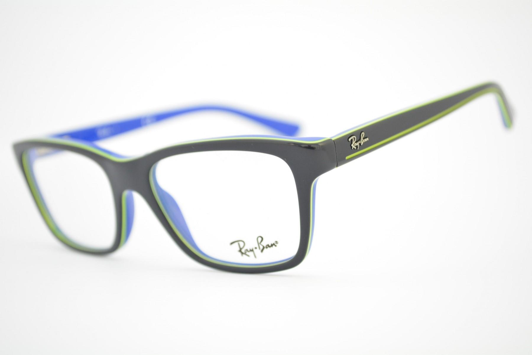 5efbcac42c66a armação de óculos Ray Ban Infantil mod rb1536 3600. Código  rb1536 3600