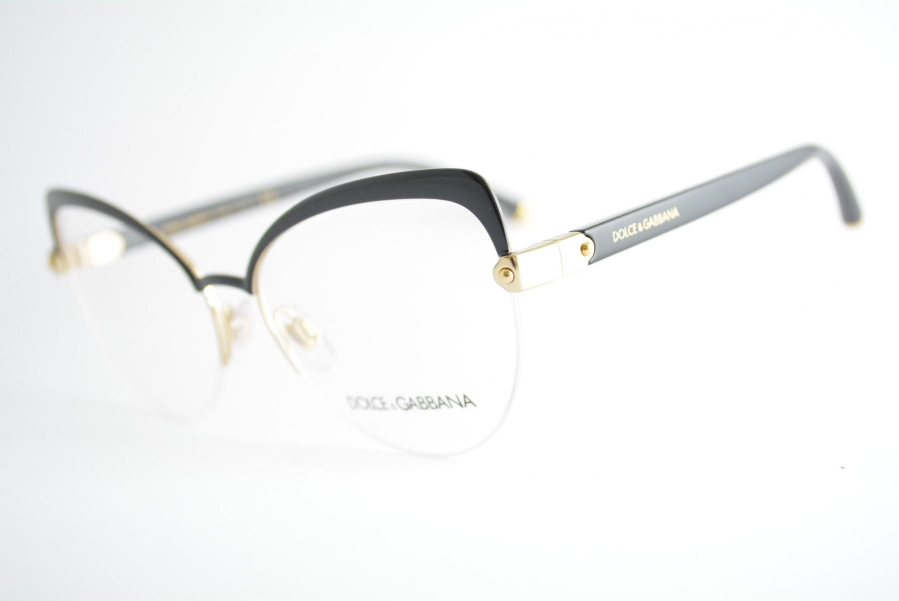 ed62aa3b2 armação de óculos Dolce & Gabbana mod DG1305 01. Código: dg1305 01