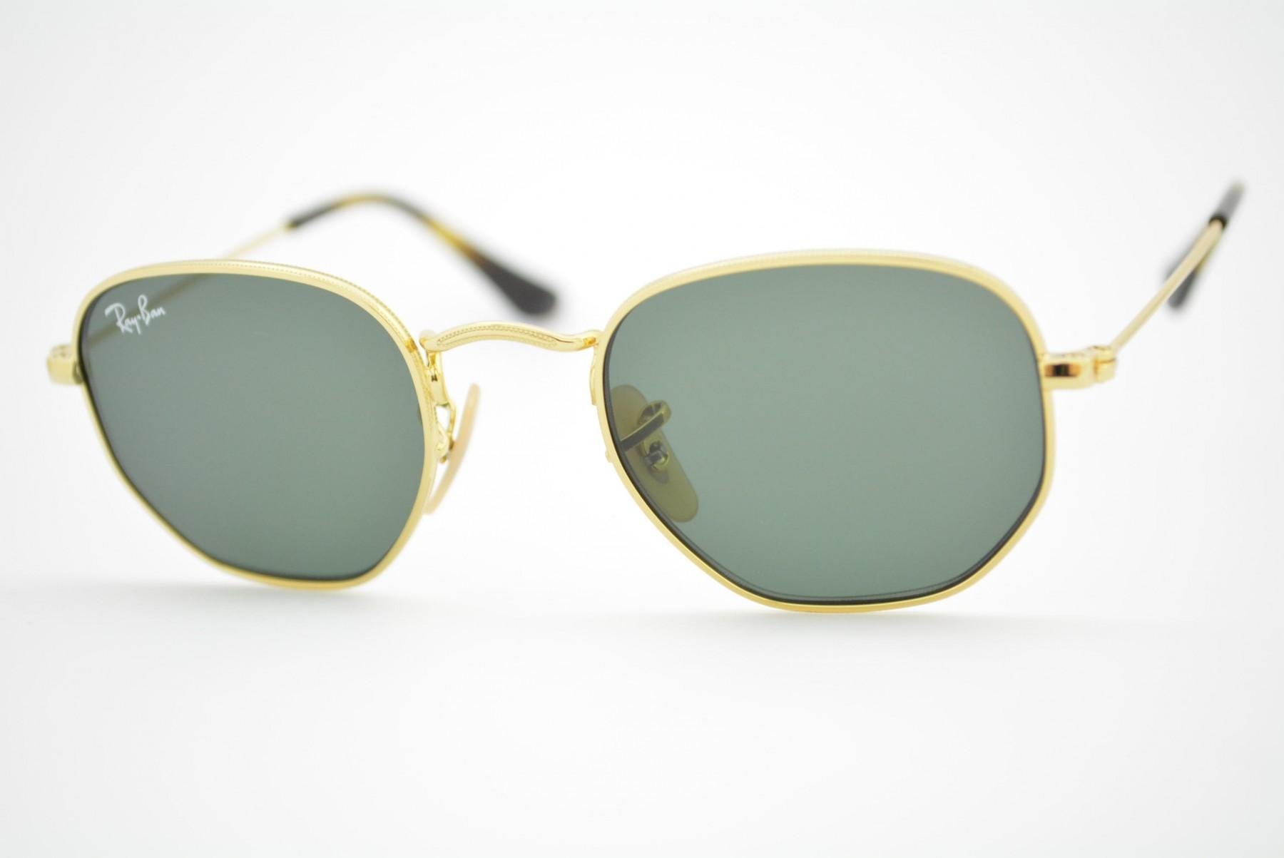 649416c389a23 óculos de sol Ray Ban Hexagonal Junior mod rj9541sn 223 71 Ótica Cardoso
