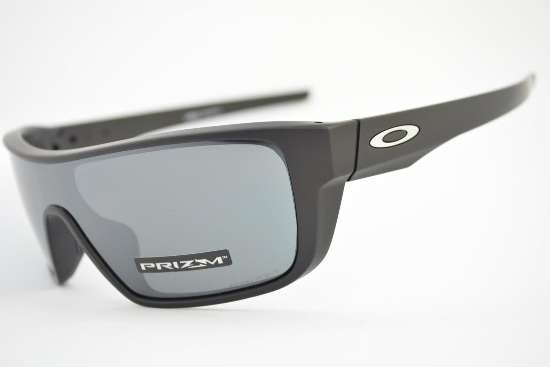 2c06d46c06944 Código  9411-0327. óculos de sol Oakley mod Straight Back matte black w prizm  black ...