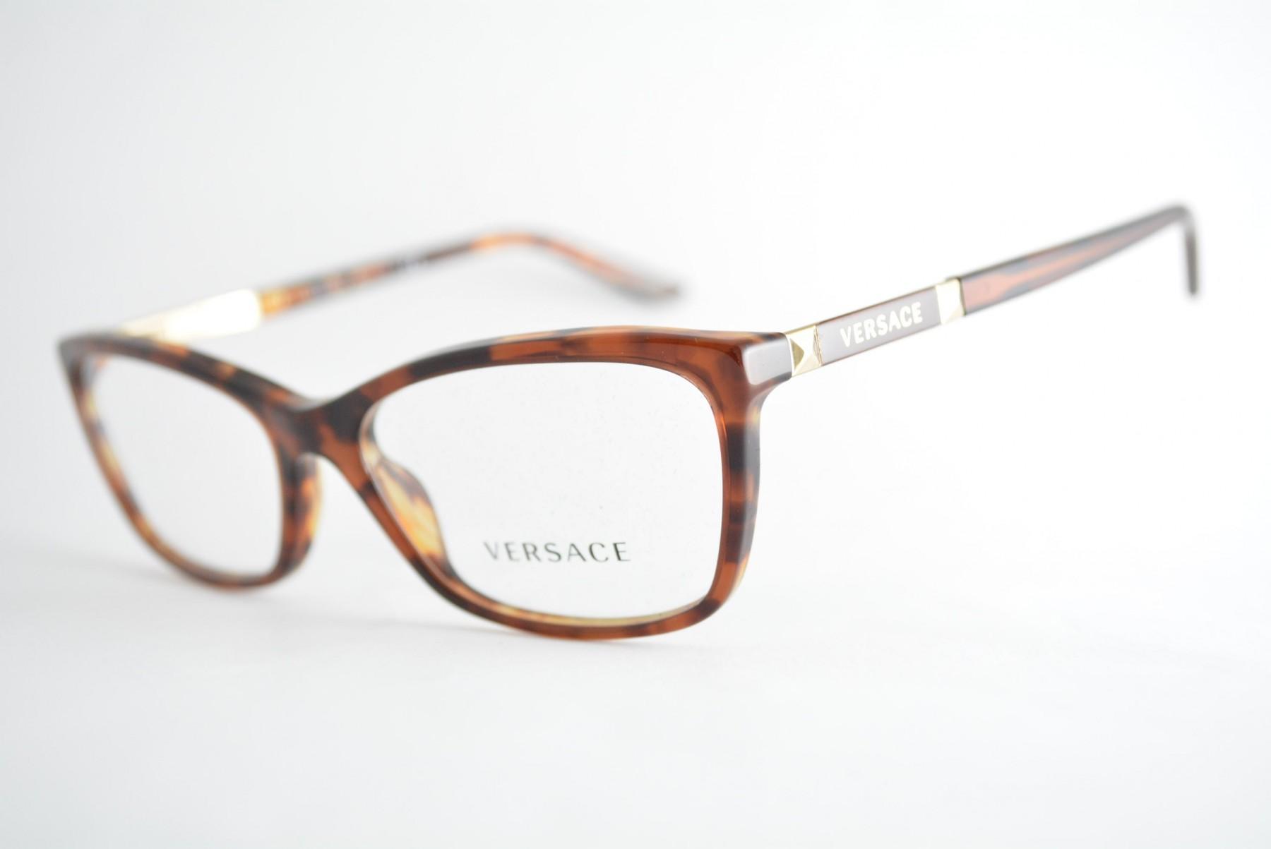 armação de óculos Versace mod 3186 5077 Ótica Cardoso 3c84836cd8