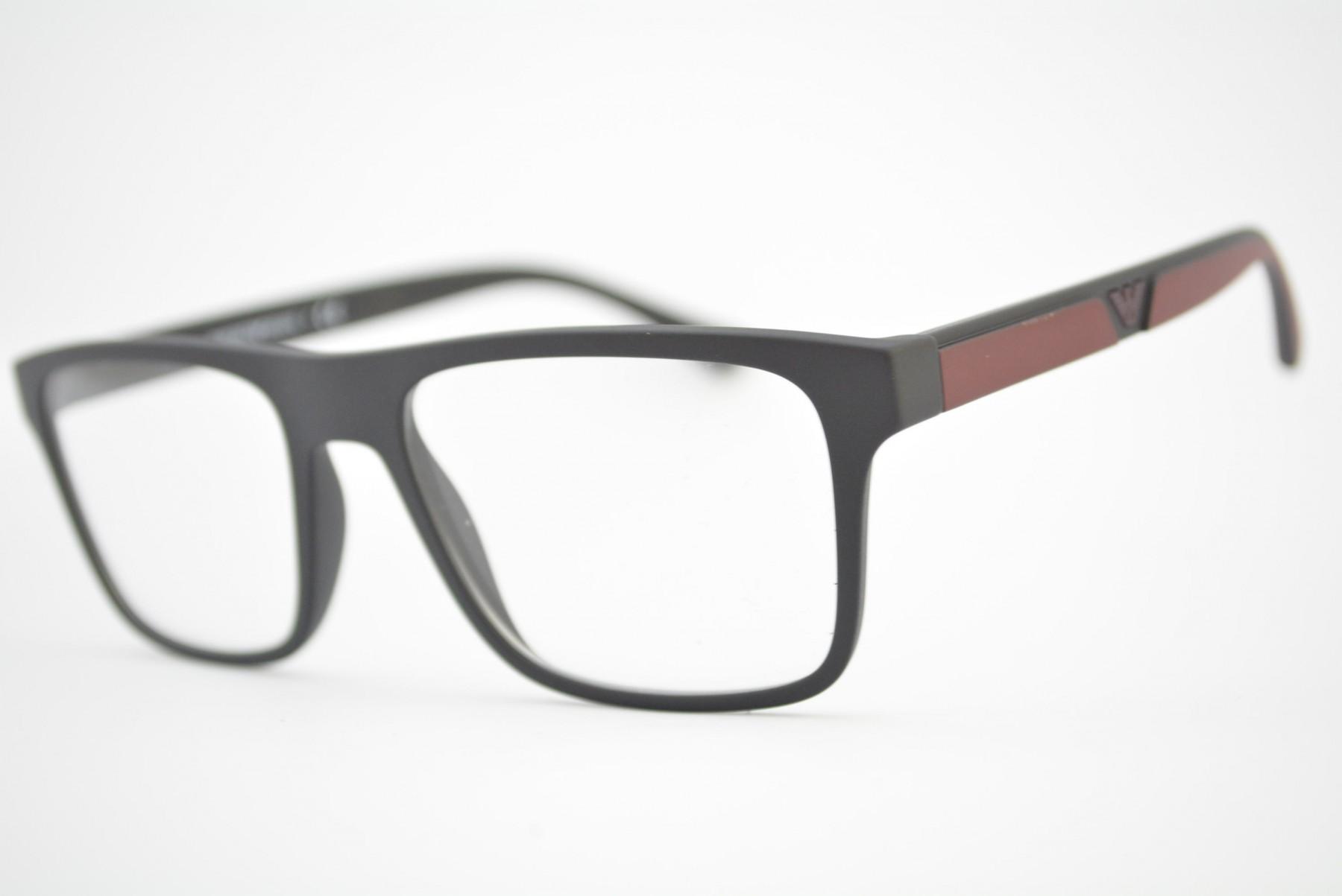 armação de óculos Emporio Armani mod EA4115 5042 1w Clip on. Código  ea4115  5042 1w 1eb01f48f0