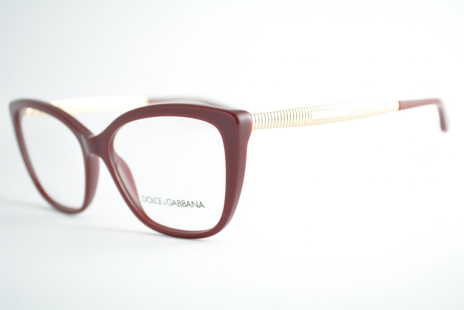 armação de óculos Dolce   Gabbana mod DG3280 3091 Ótica Cardoso a25252ed0a