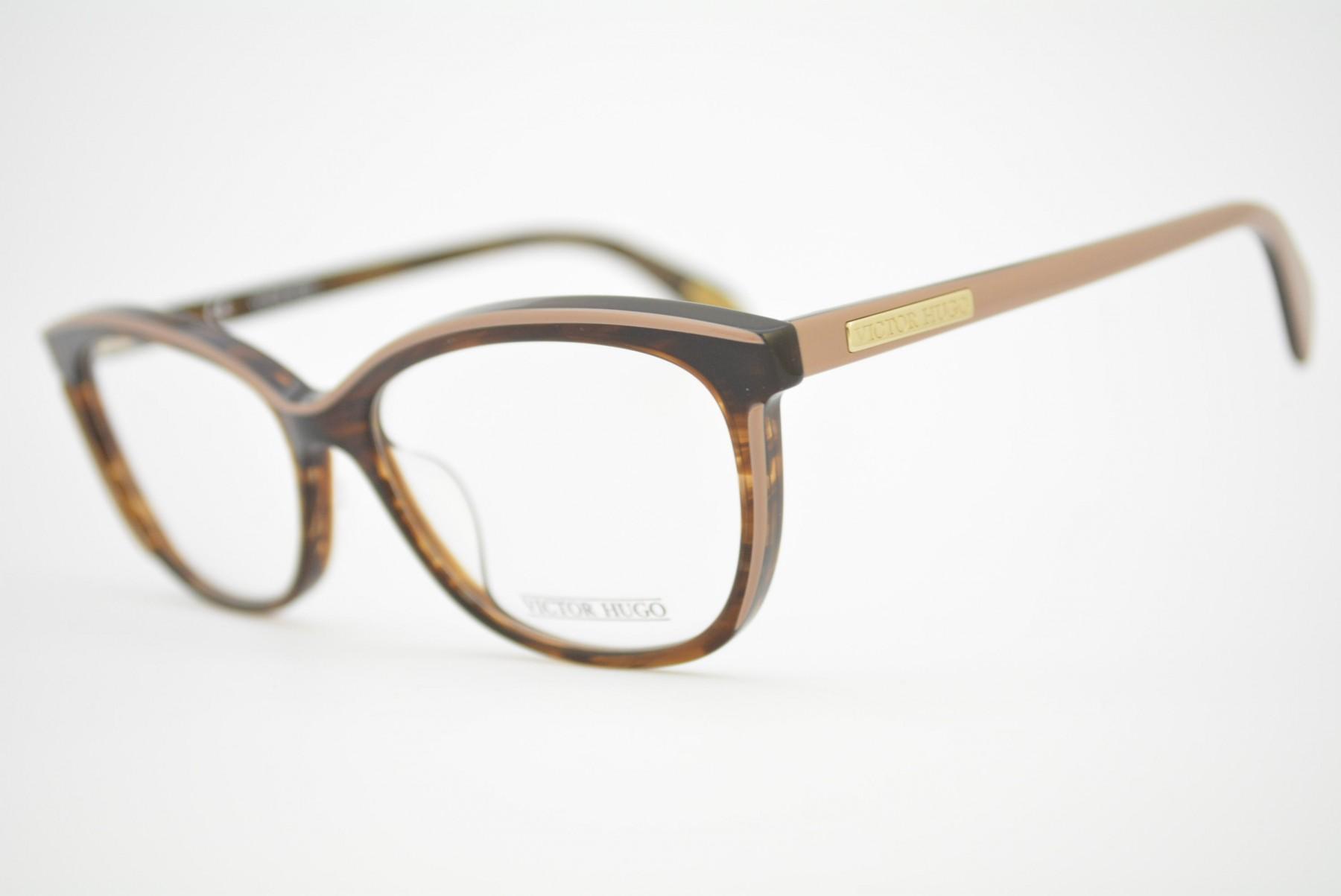 armação de óculos Victor Hugo mod vh1757 col.09R4 Ótica Cardoso 6471fad96b