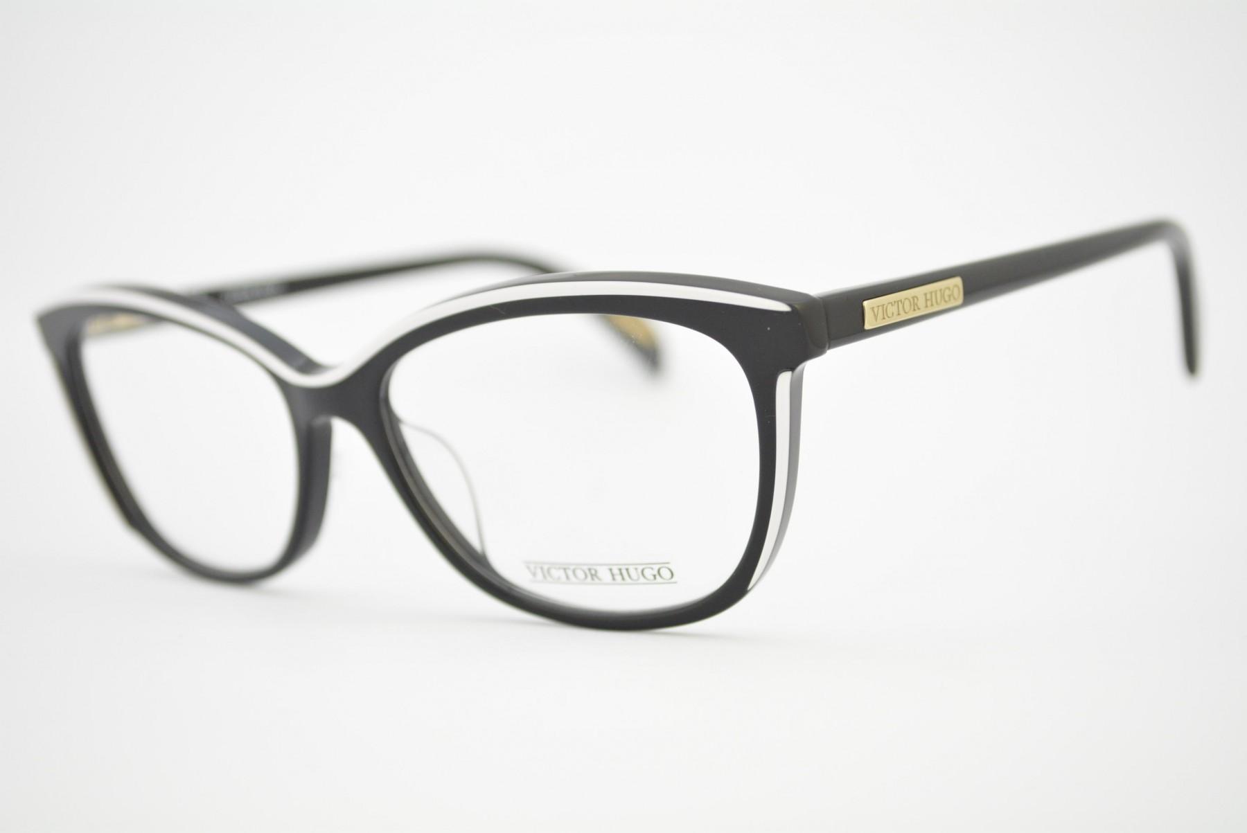 armação de óculos Victor Hugo mod vh1757 col.06HC Ótica Cardoso 8f63b38fd1