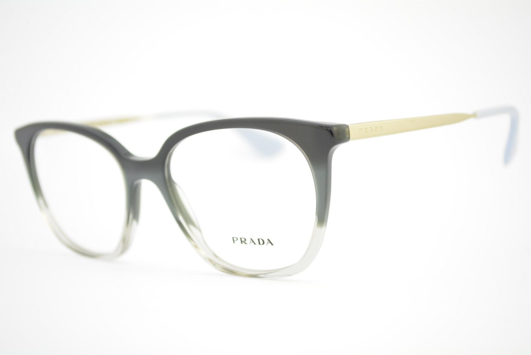 armação de óculos Prada mod vpr11T VX4-1O1 Ótica Cardoso a7d5bc4bc1
