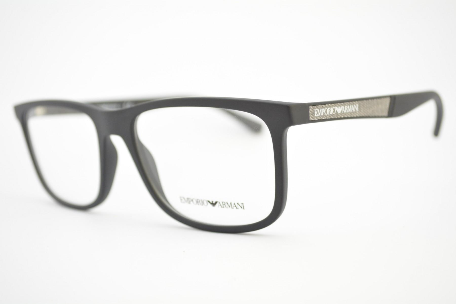 cbcf9cc8d8201 armação de óculos Emporio Armani mod EA3112 5042 Ótica Cardoso