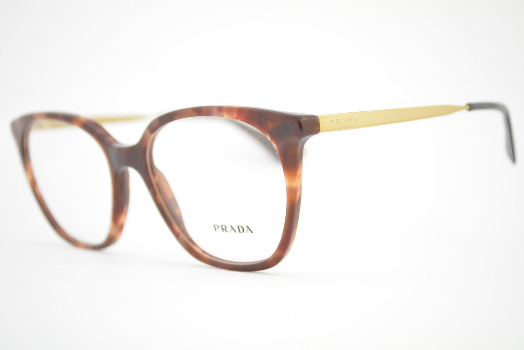 431debf18 armação de óculos Prada mod vpr11T UE0-1O1. Código: vpr11t ue0-1o1