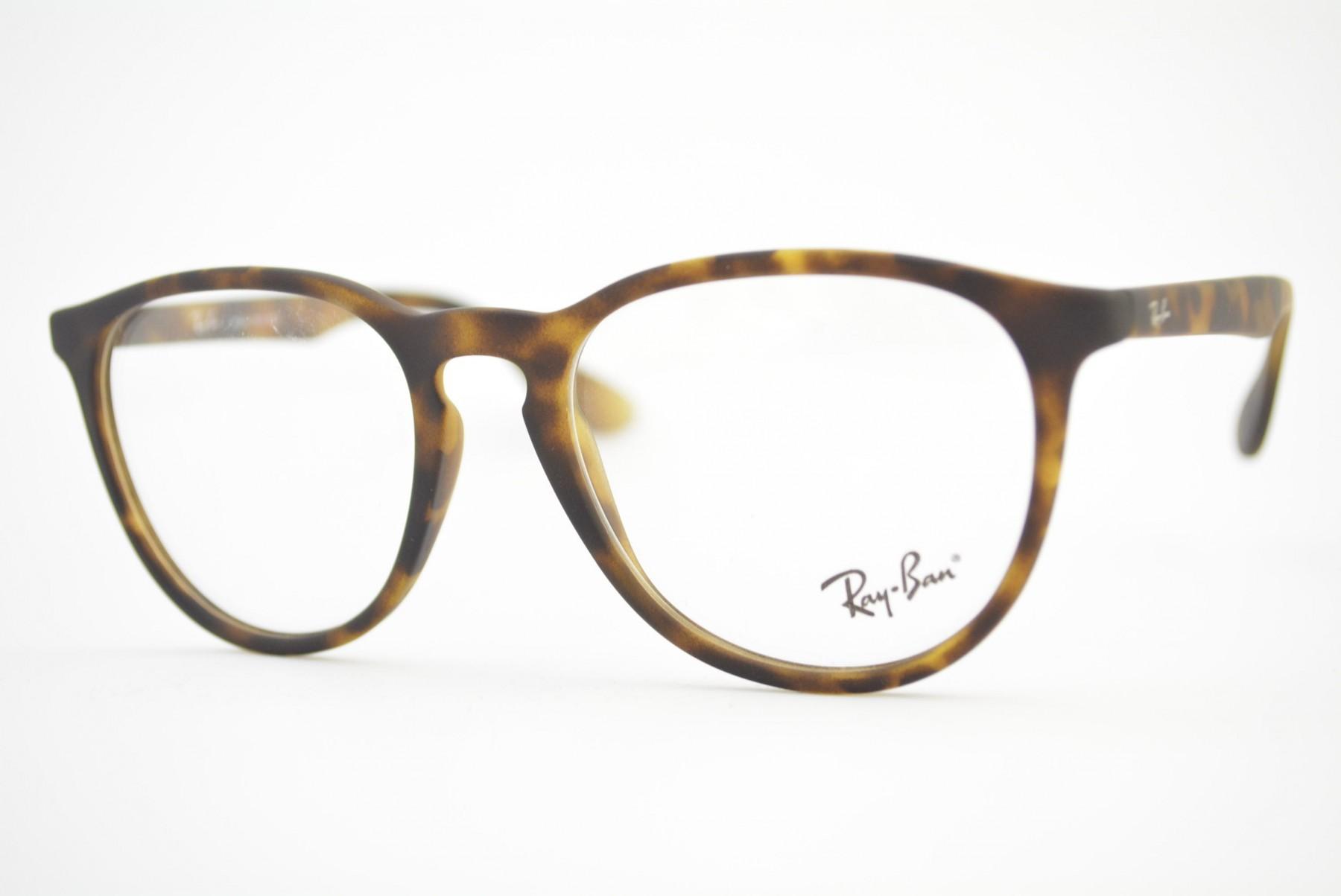 83dc4f13b377a armação de óculos Ray Ban Erika mod rb7046L 5365 Ótica Cardoso
