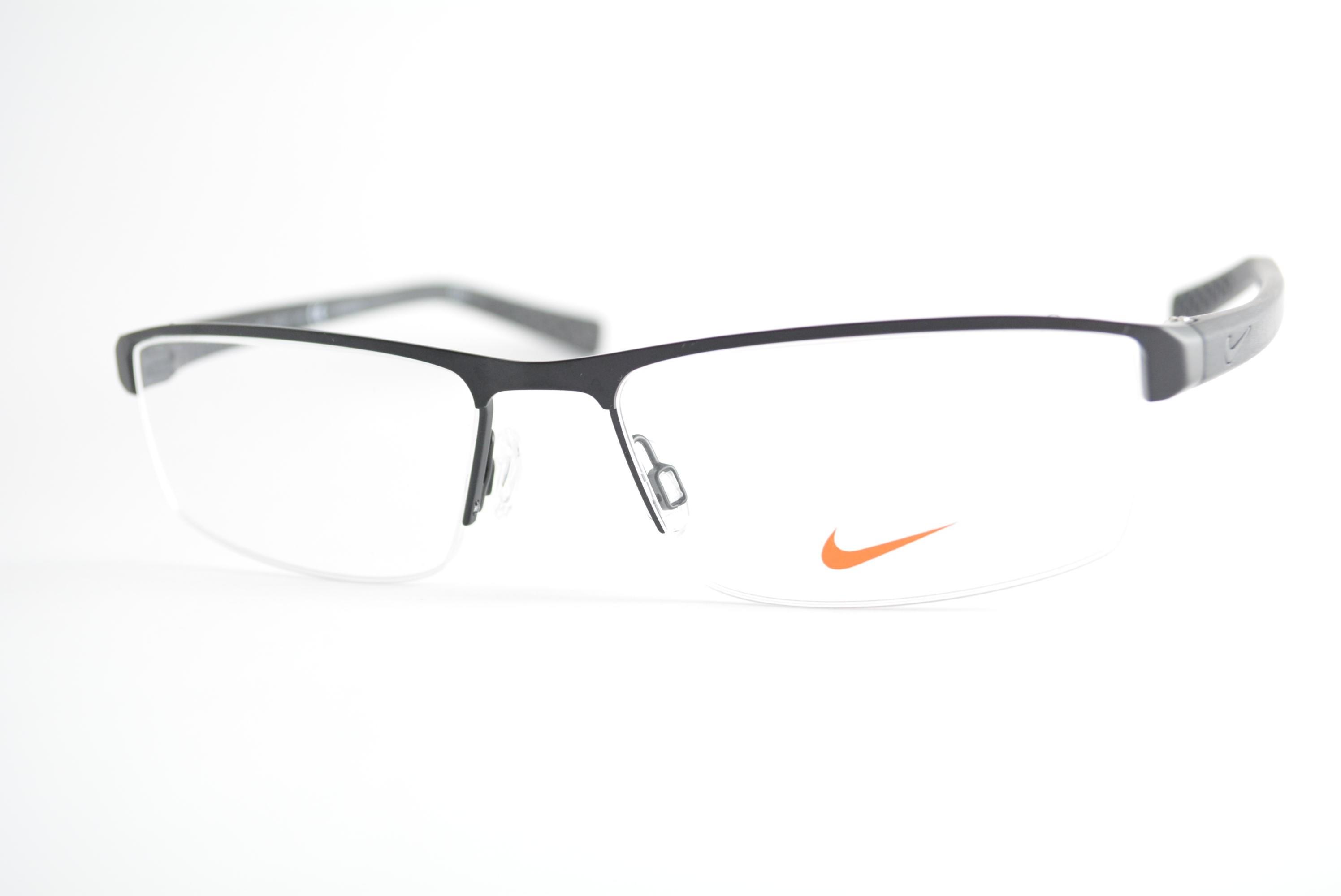 armação de óculos Nike mod 8097 001
