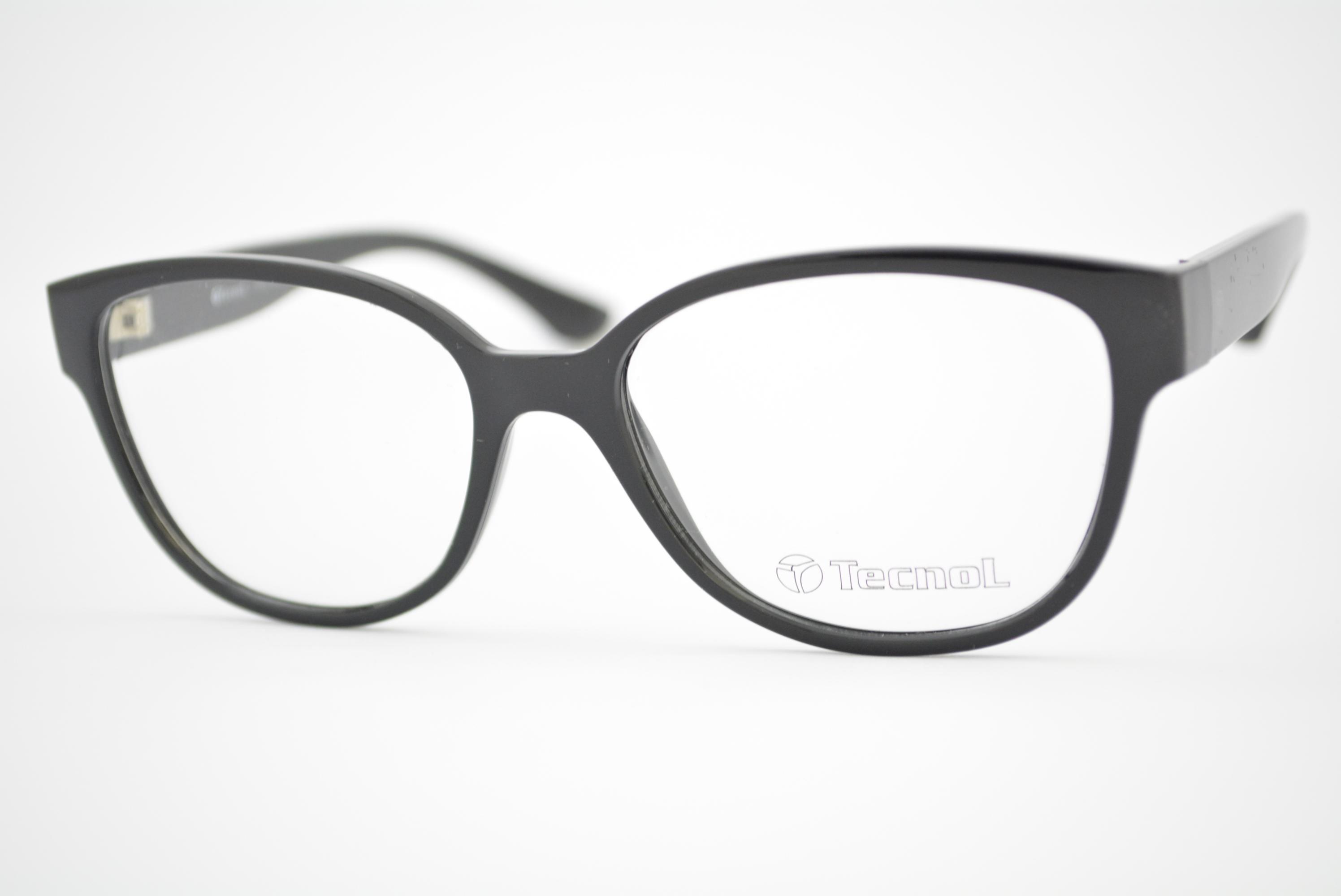 armação de óculos Tecnol mod tn3039 e771 Ótica Cardoso b8e4c64b40