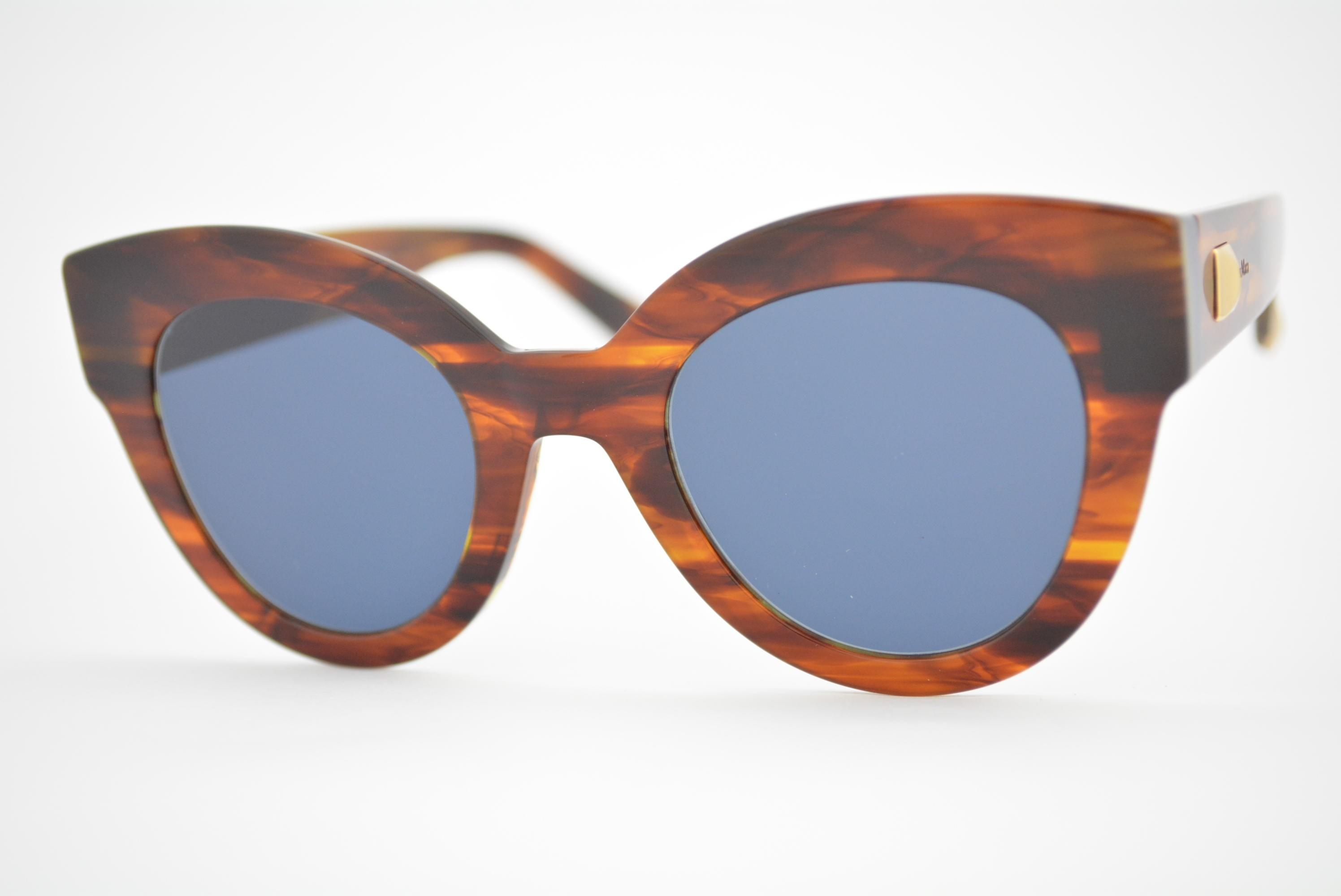 0d1c5819c82b2 óculos de sol Max Mara mod MM Flat I ex4ku Ótica Cardoso