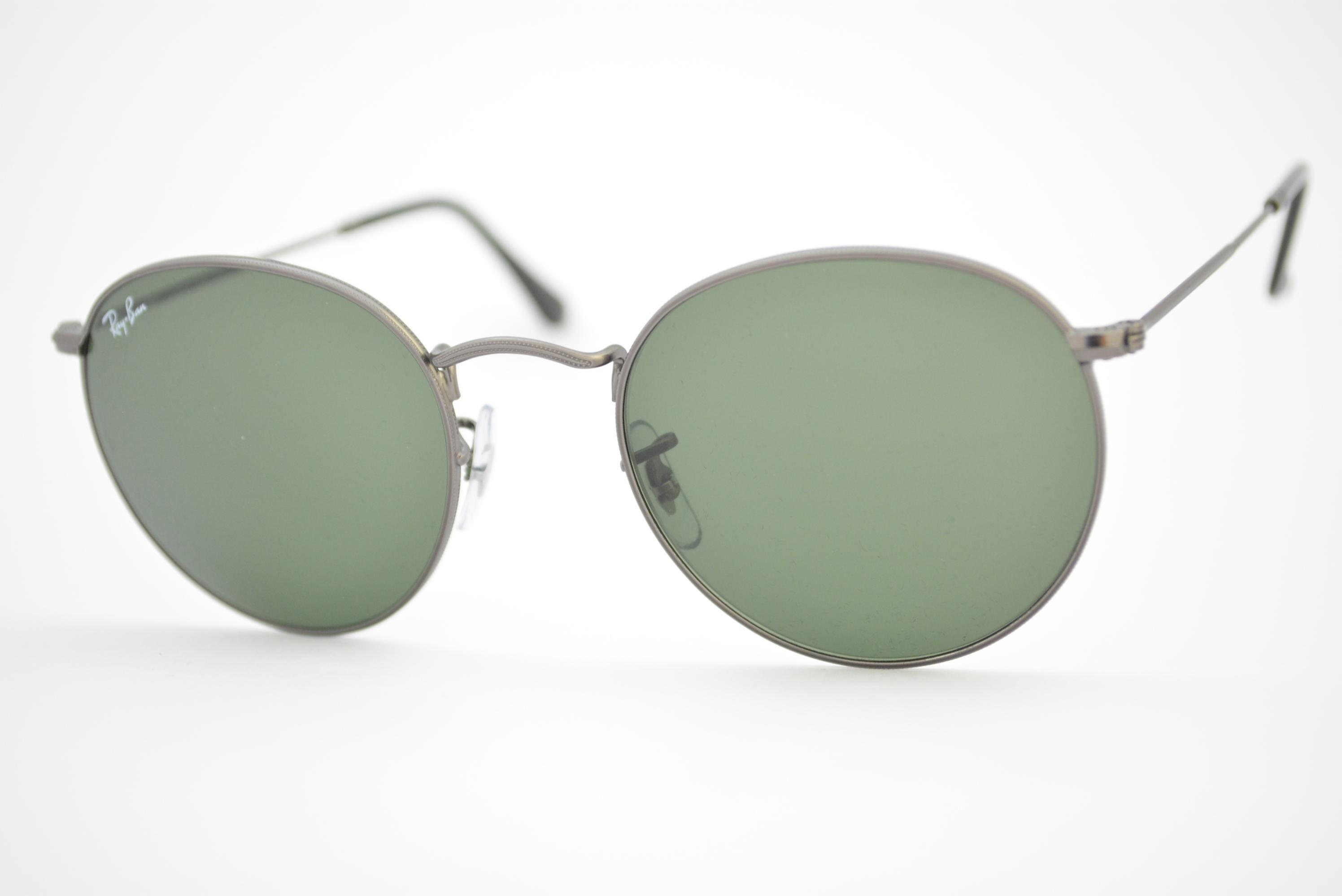 óculos de sol Ray Ban Round metal mod rb3447L 029