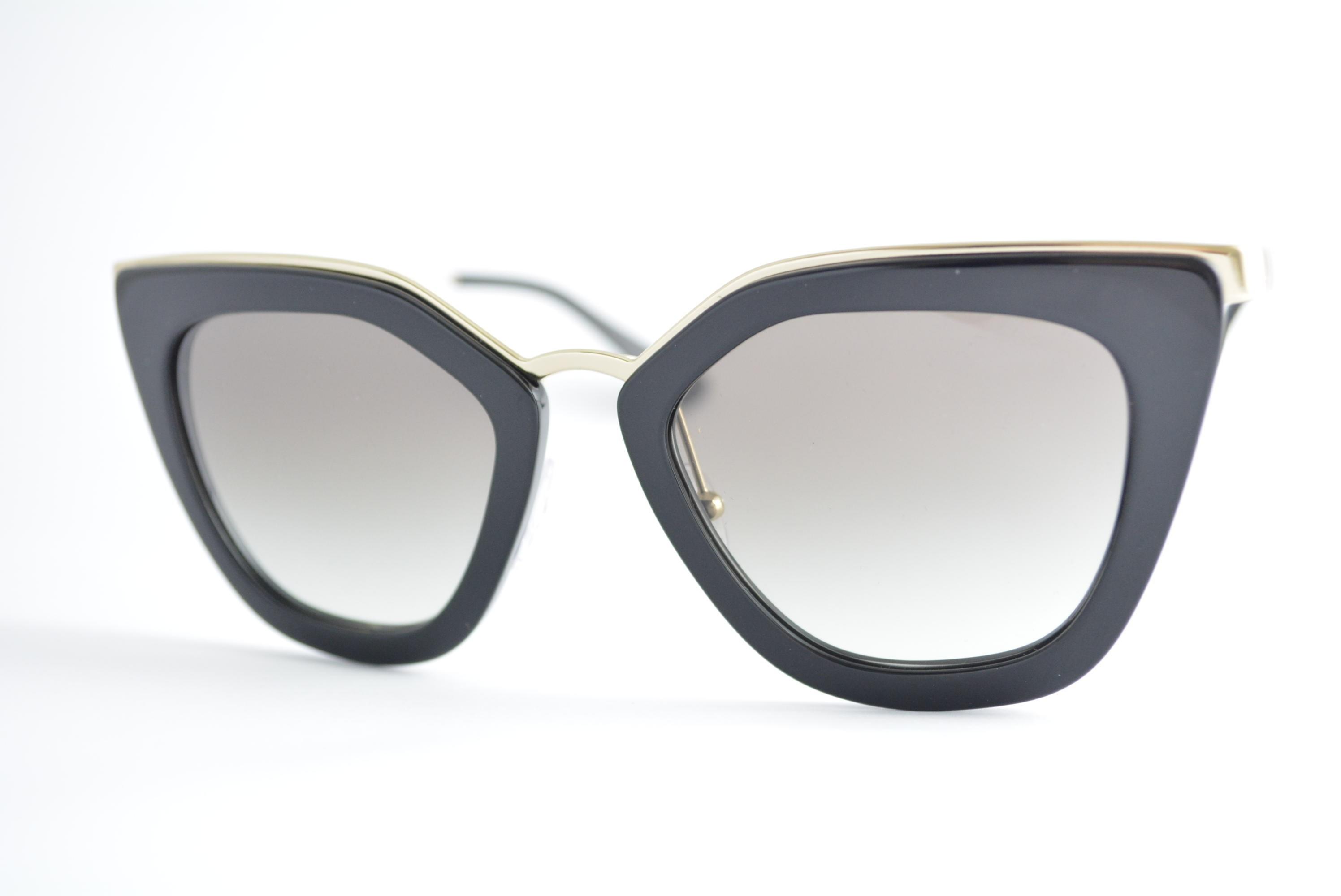 óculos de sol Prada Cinema Evolution mod spr53s 1AB-0A7 Ótica Cardoso c8e1f5b581