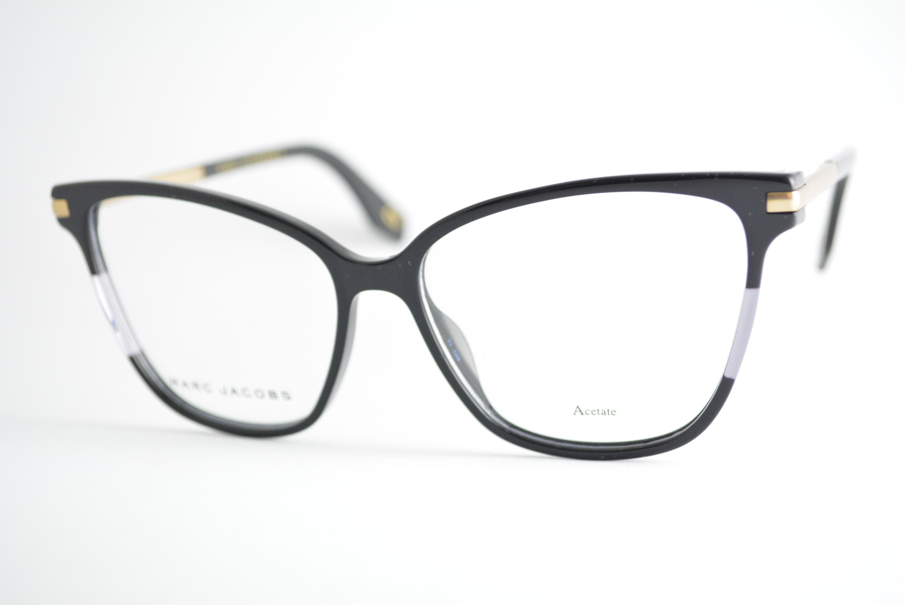 armação de óculos Marc Jacobs mod marc 299 807