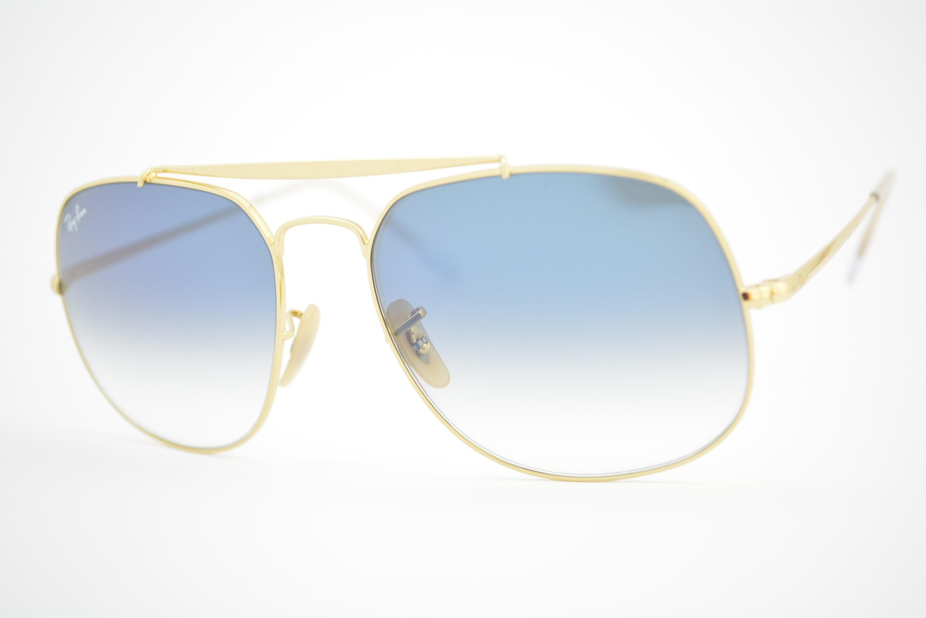 1ac30d6ab74 óculos de sol Ray Ban General mod rb3561 001 3f Ótica Cardoso