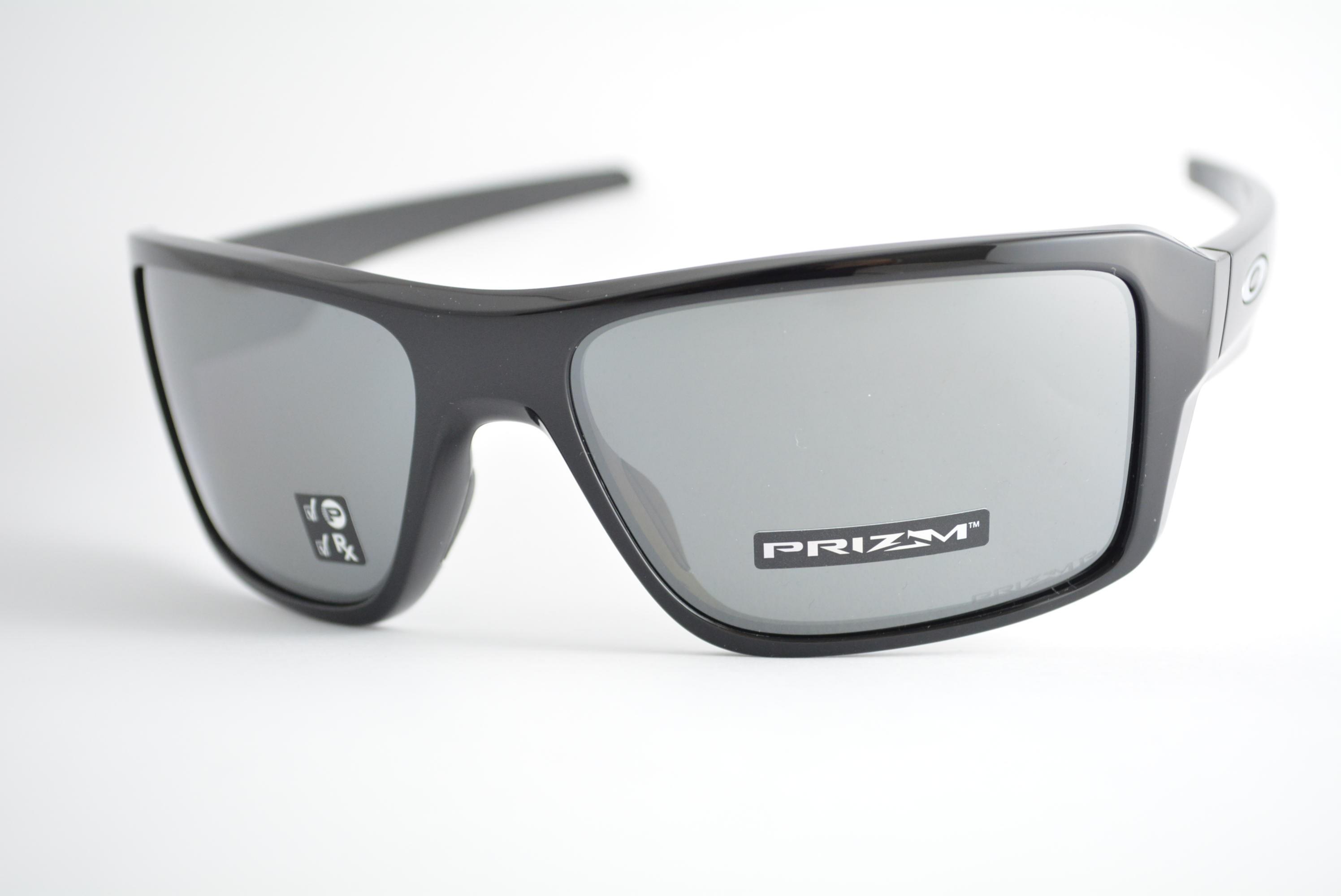 e00b88653 óculos de sol Oakley mod Double Edge polished black w/prizm black polarized  9380-