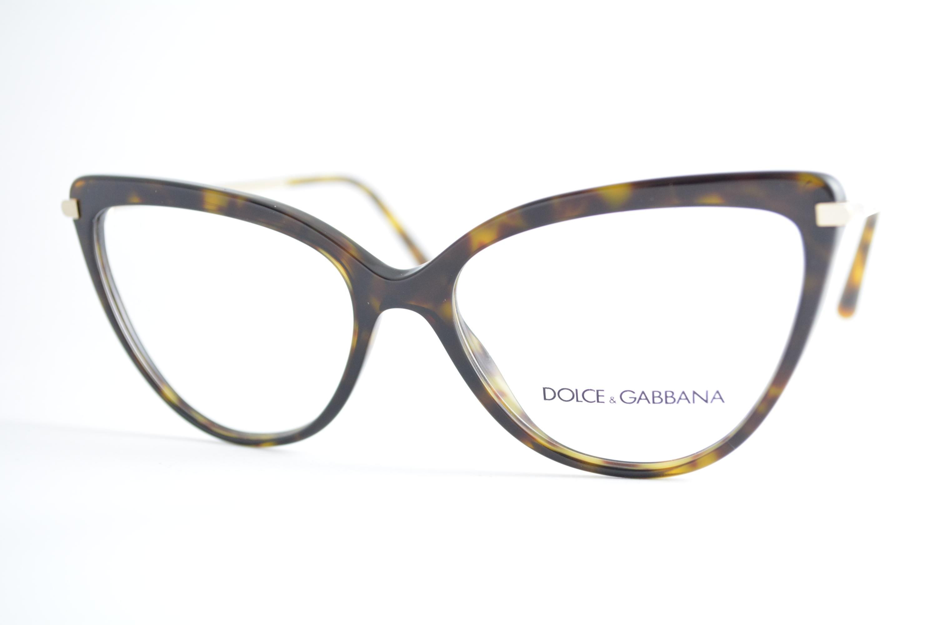 armação de óculos Dolce & Gabbana mod DG3295 502
