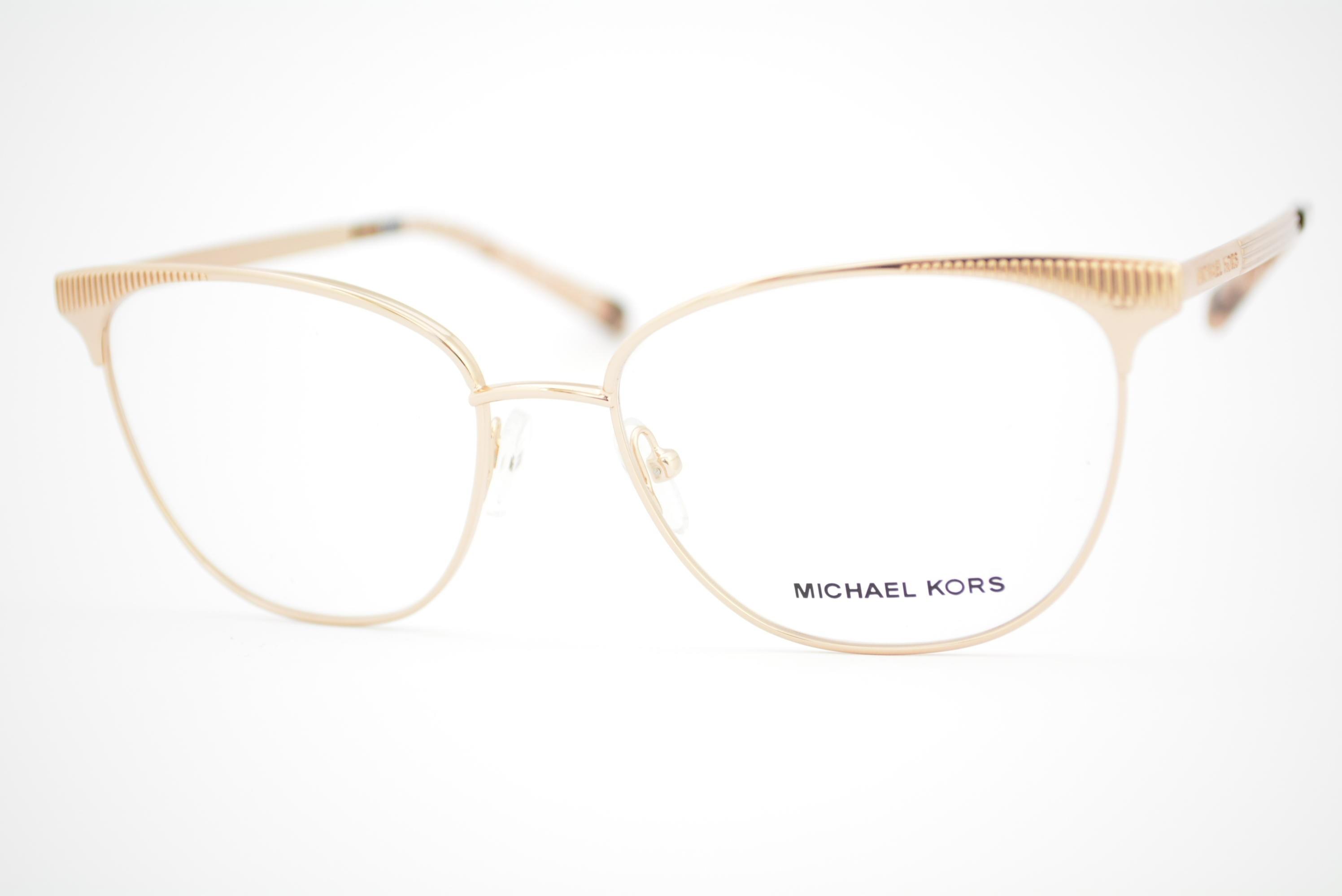 armação de óculos Michael Kors mod mk3018 1194 Ótica Cardoso 5ebf8309fb
