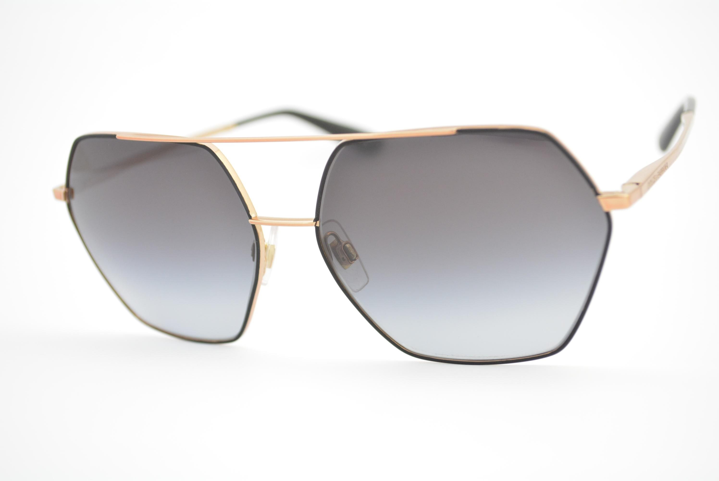 óculos de sol Dolce & Gabbana mod DG2157 1296/8G