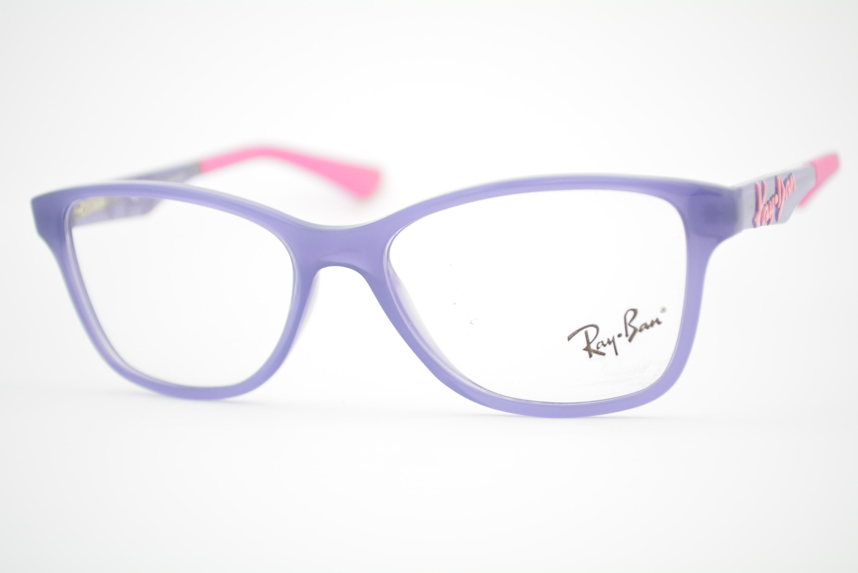 0971eb8205862 armação de óculos Ray Ban Infantil mod rb1563L 3692 Ótica Cardoso