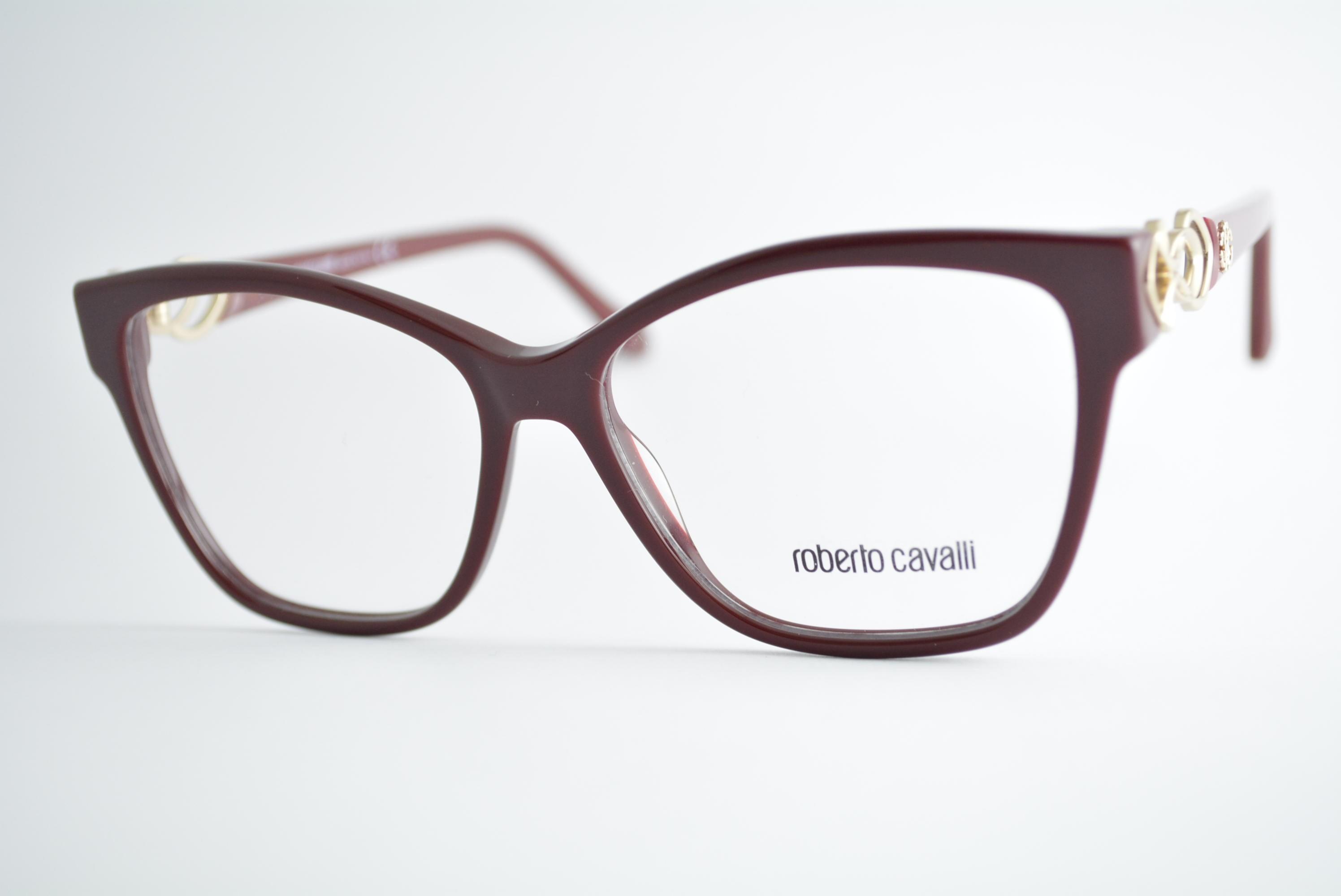 armação de óculos Roberto Cavalli mod 5063 069 Ótica Cardoso 80216aa205