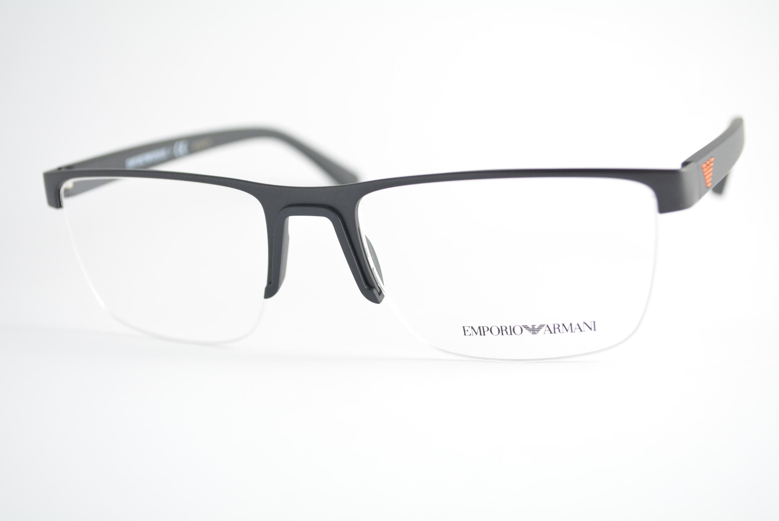 c6e86afd3 armação de óculos Emporio Armani mod EA1084 3001 Ótica Cardoso