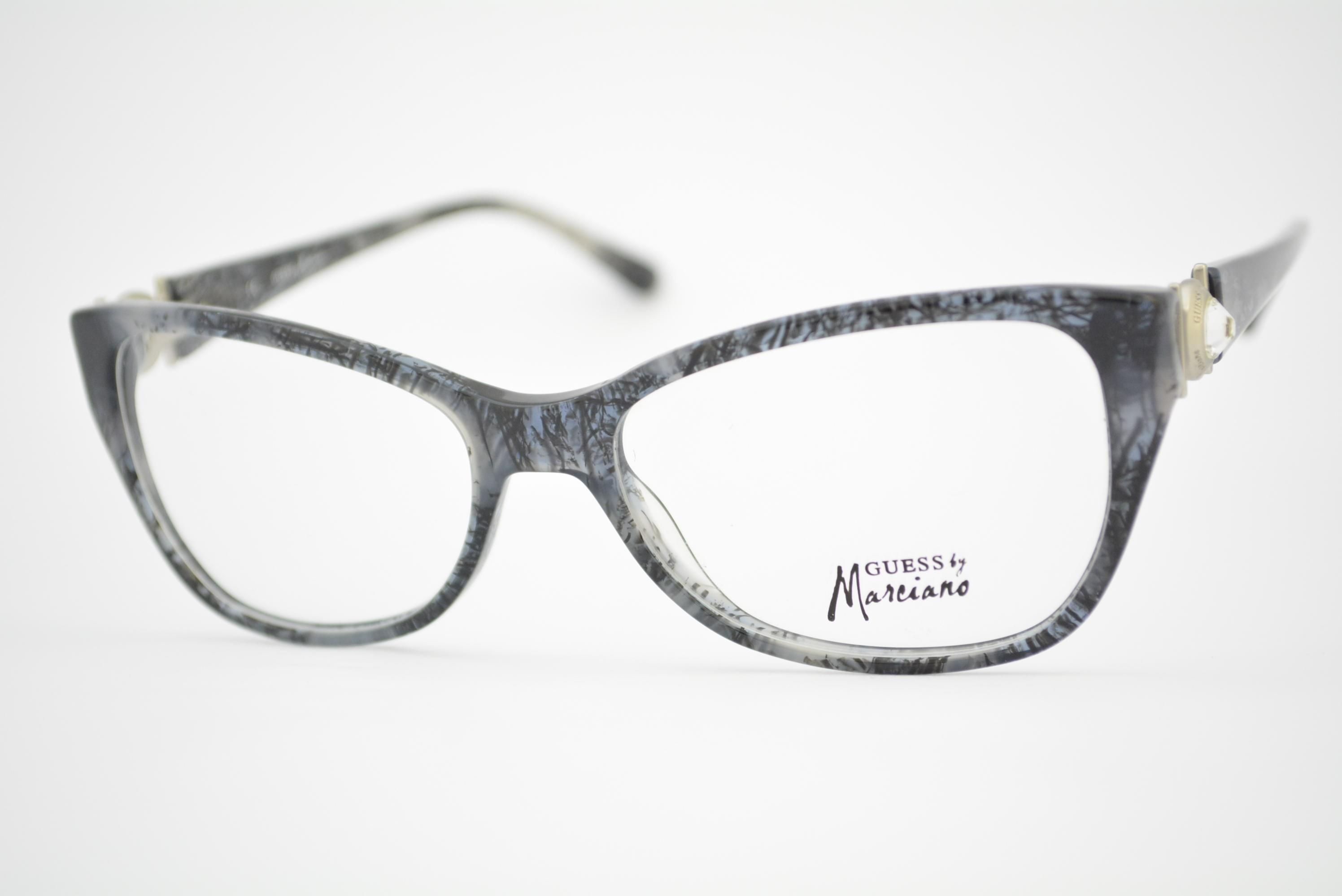 armação de óculos Guess by Marciano mod GM197 GRY Ótica Cardoso b4cb287b8f