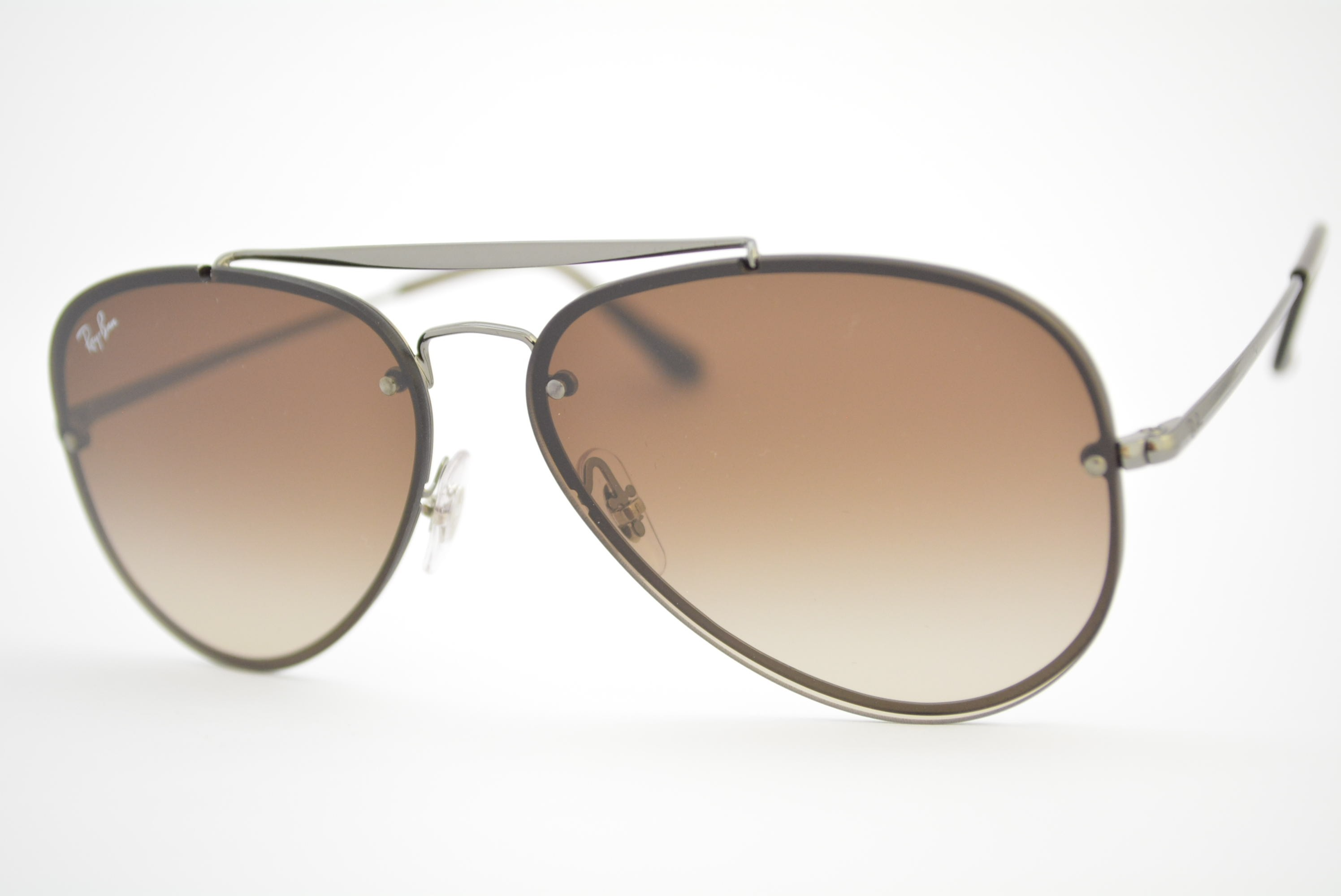 óculos de sol Ray Ban Blaze mod rb3584-N 004/13