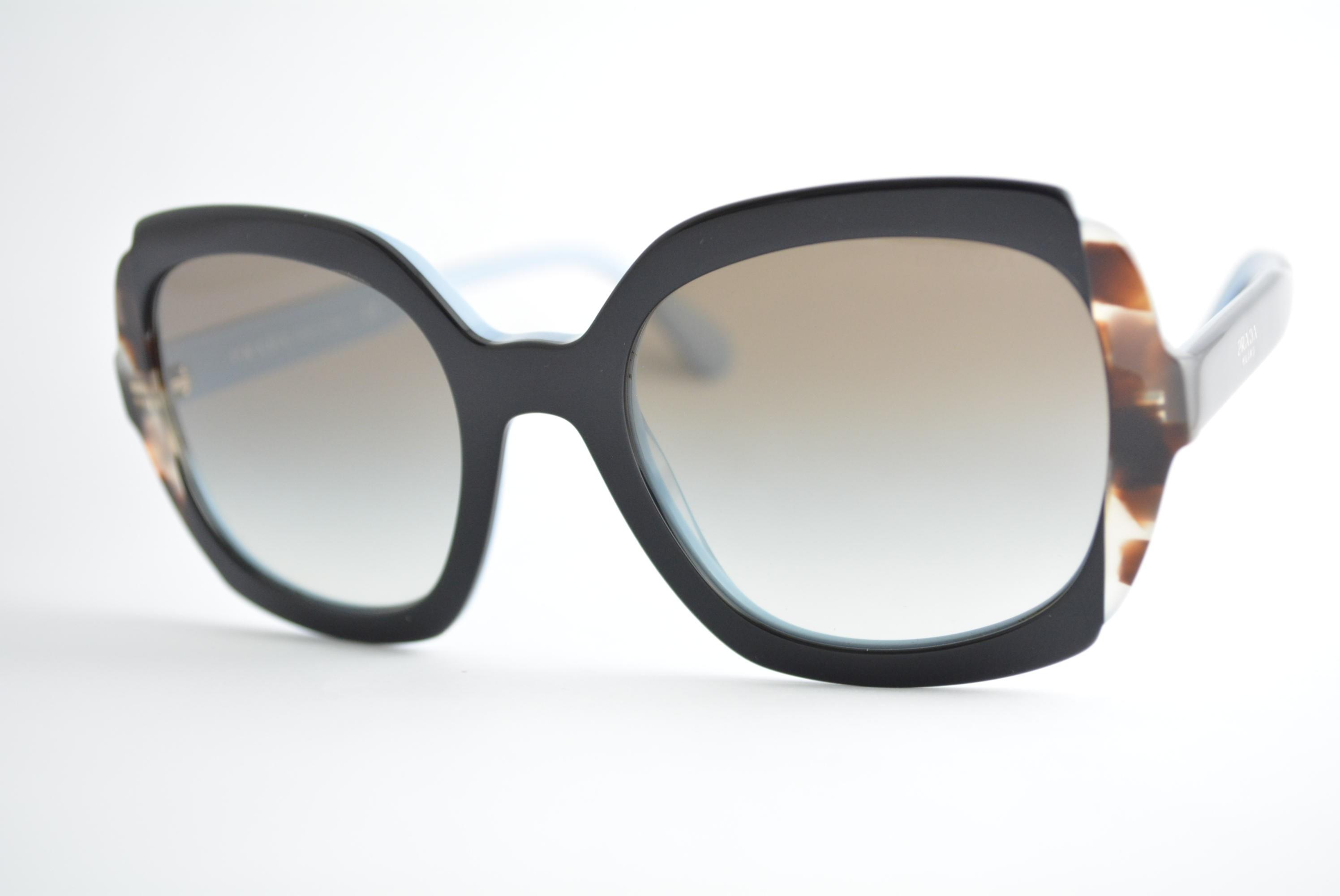 óculos de sol Prada mod spr16U KHR-0A7