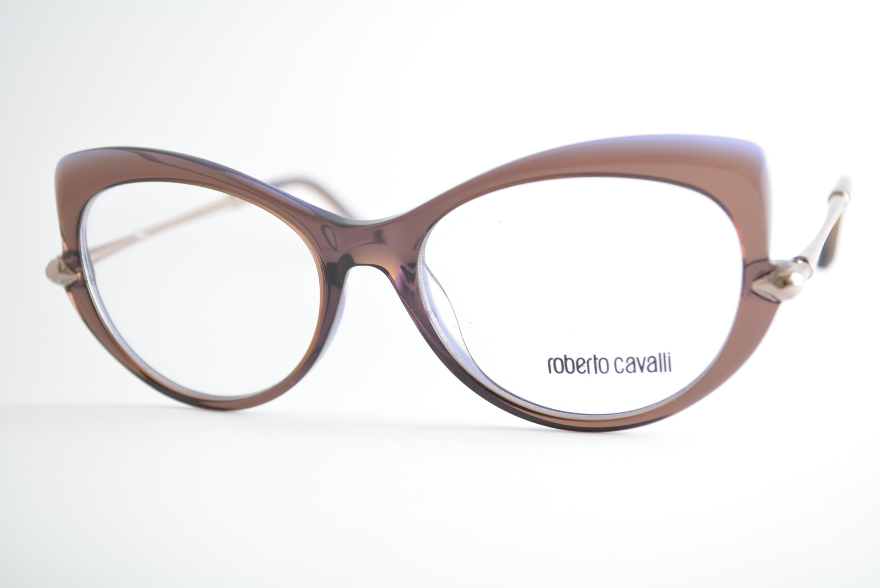 armação de óculos Roberto Cavalli mod 5021 050 Ótica Cardoso 945e2d1bd6