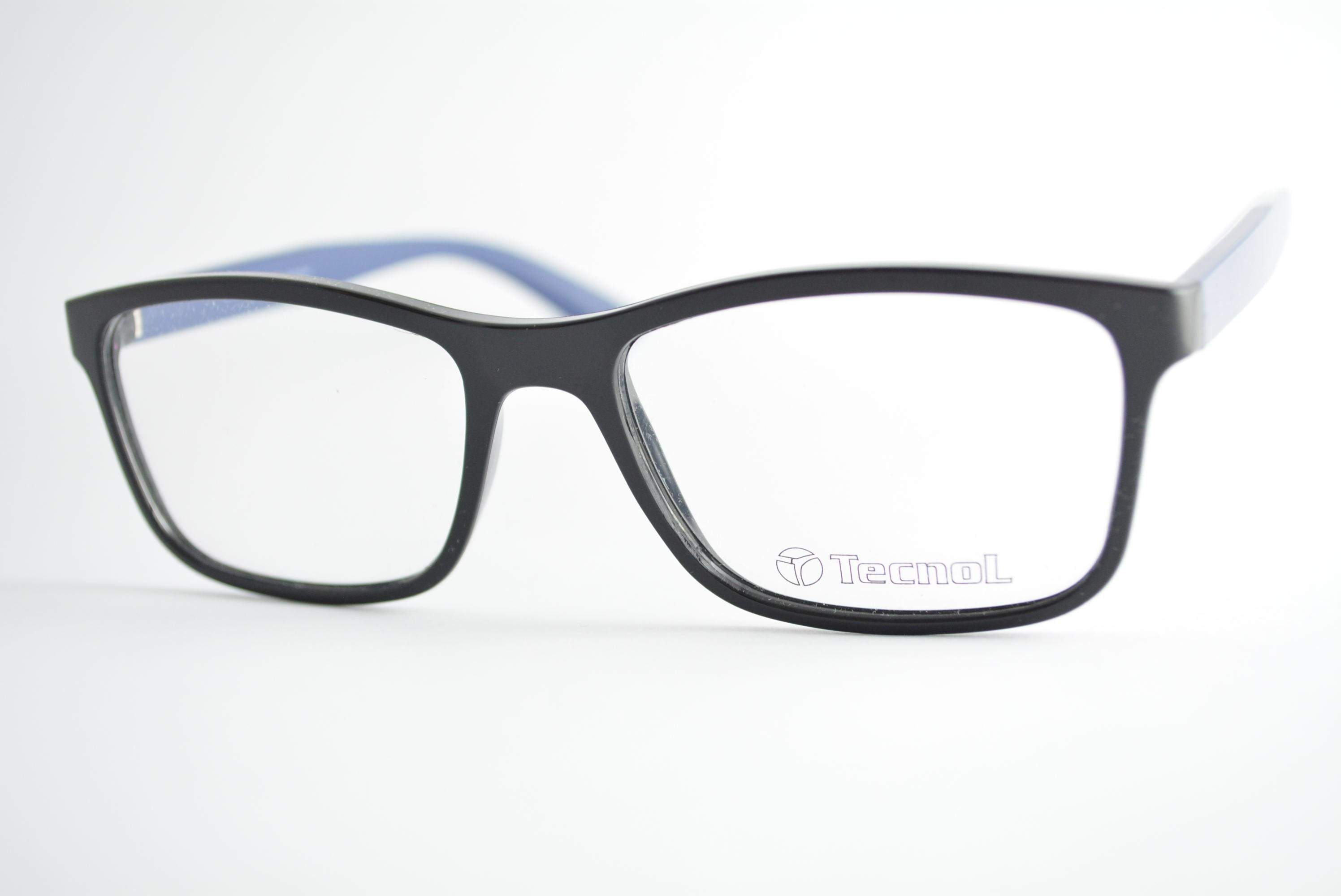armação de óculos Tecnol mod tn3048 f683 Ótica Cardoso 972a959078