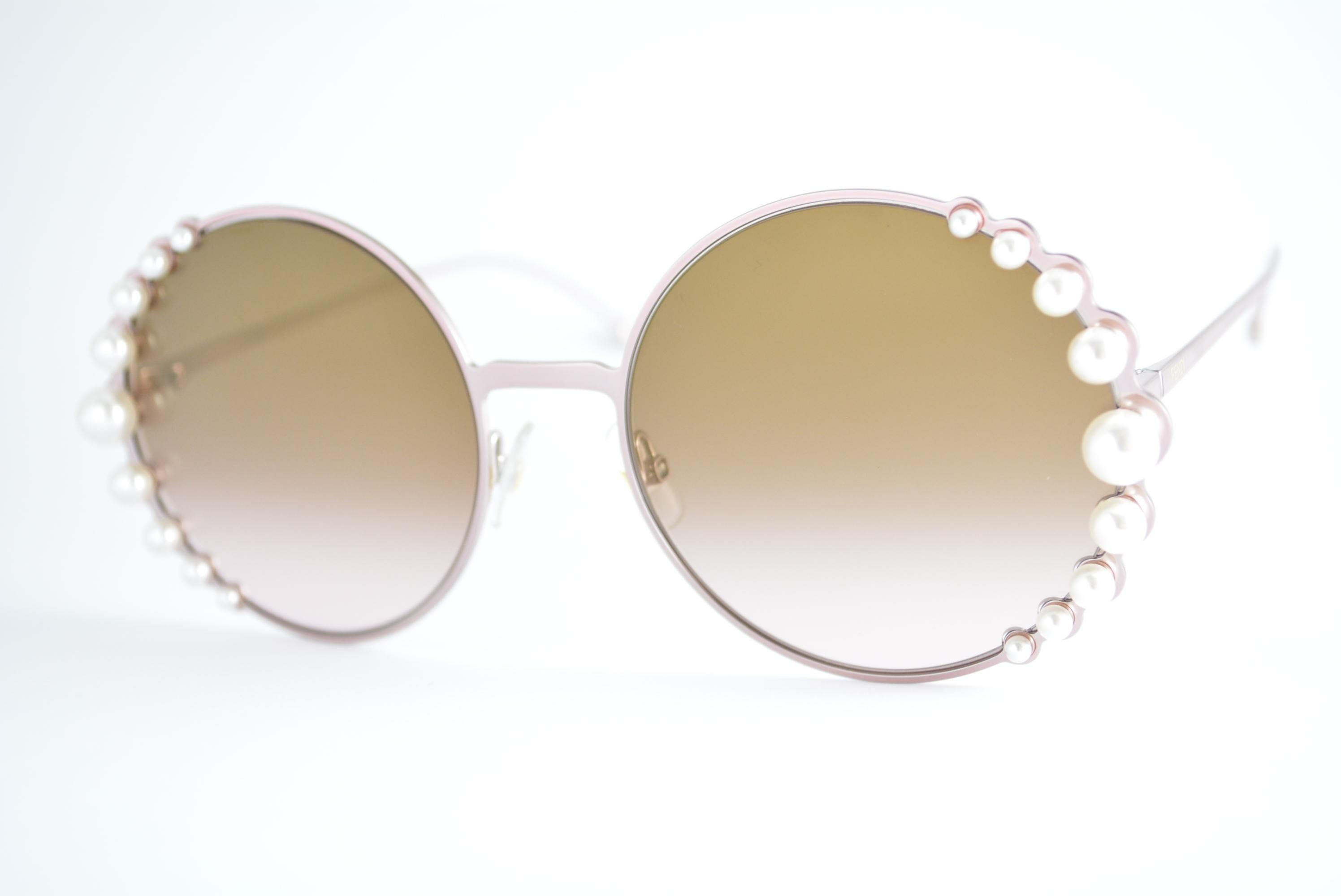óculos de sol Fendi mod Pearls ff0295/s 35j53