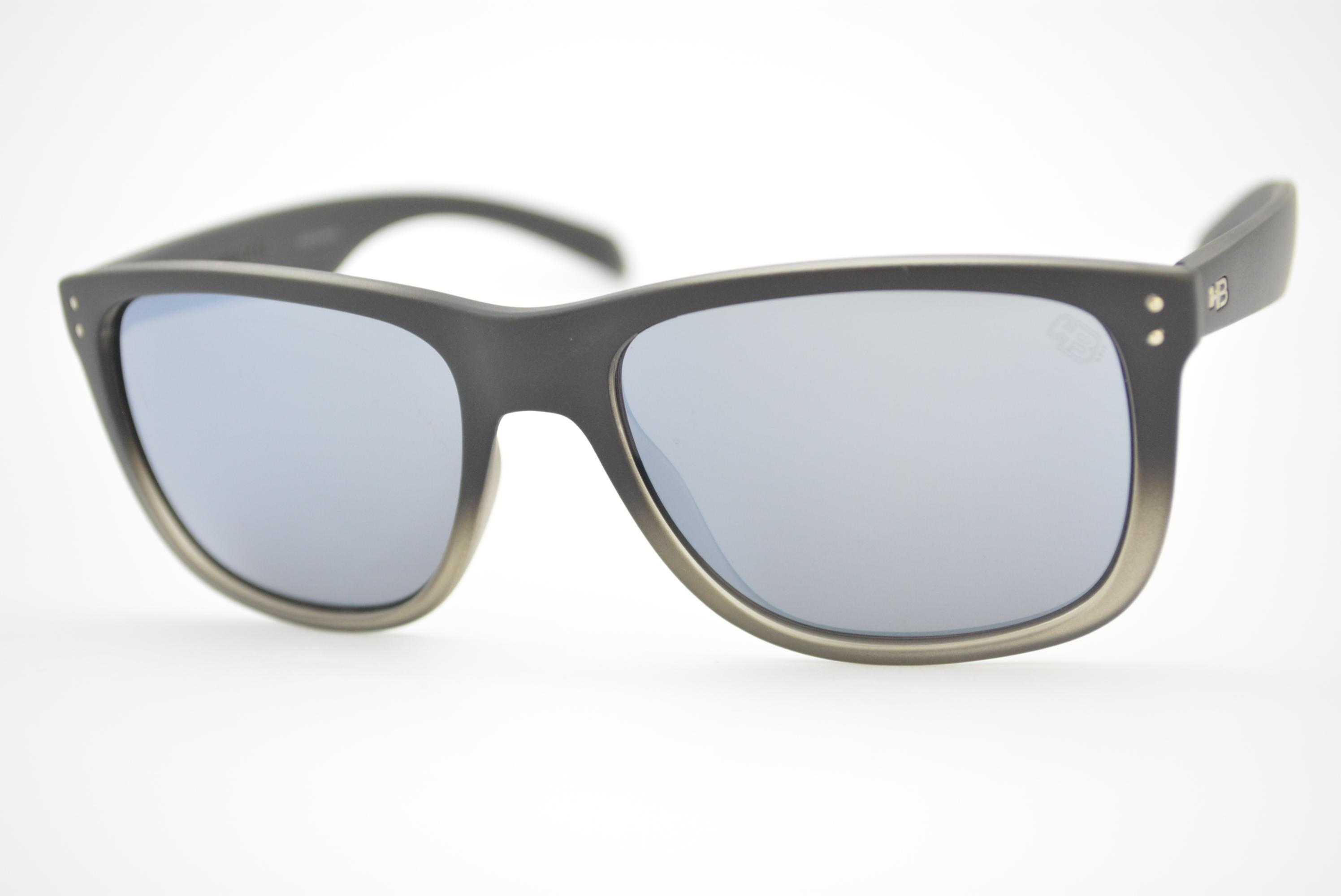 34a7f4198 ... óculos de sol HB mod Ozzie matte fade silver 90140869 ...