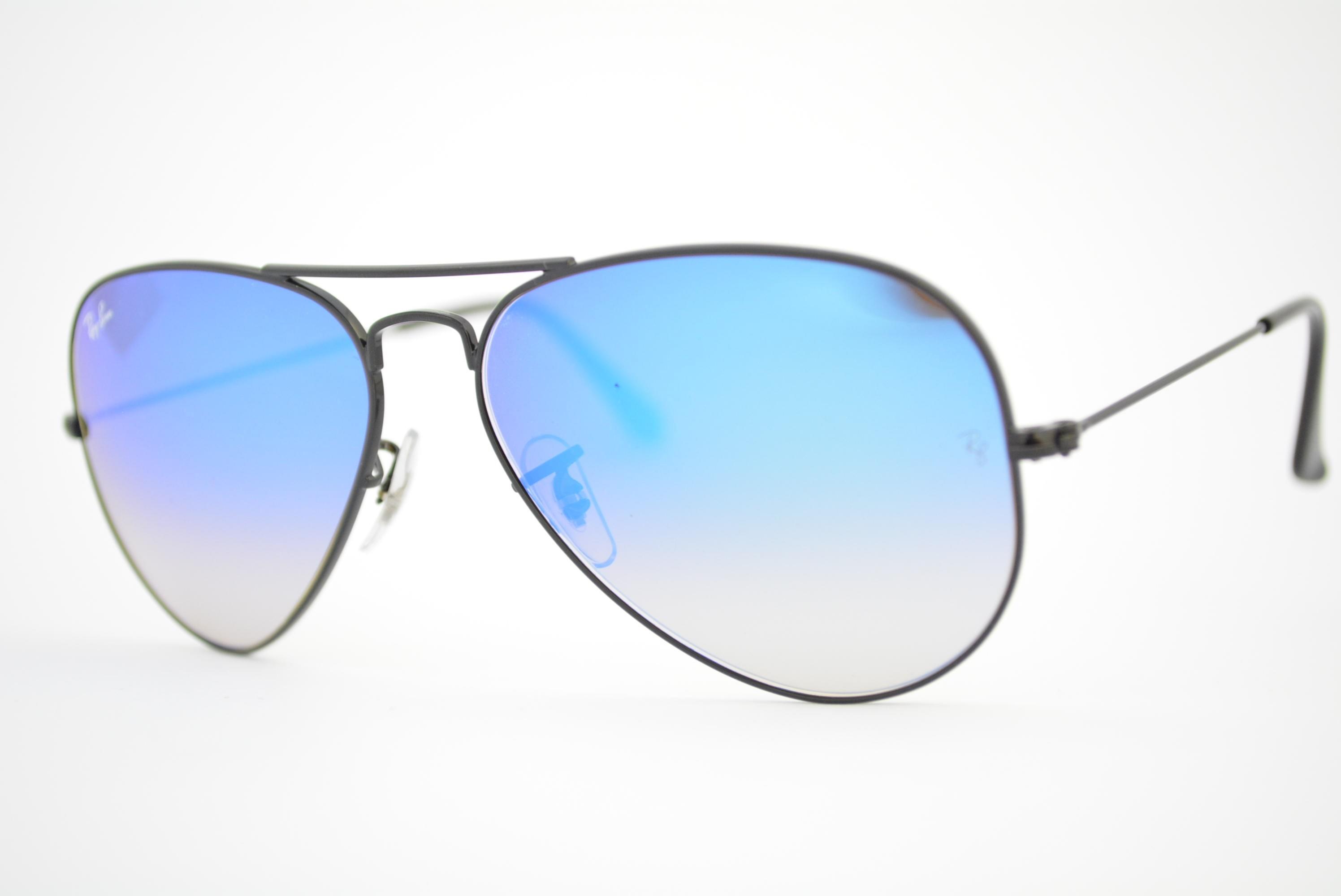 óculos de sol Ray Ban aviator large mod rb3025 002 4O Ótica Cardoso 7a47f4c7a6