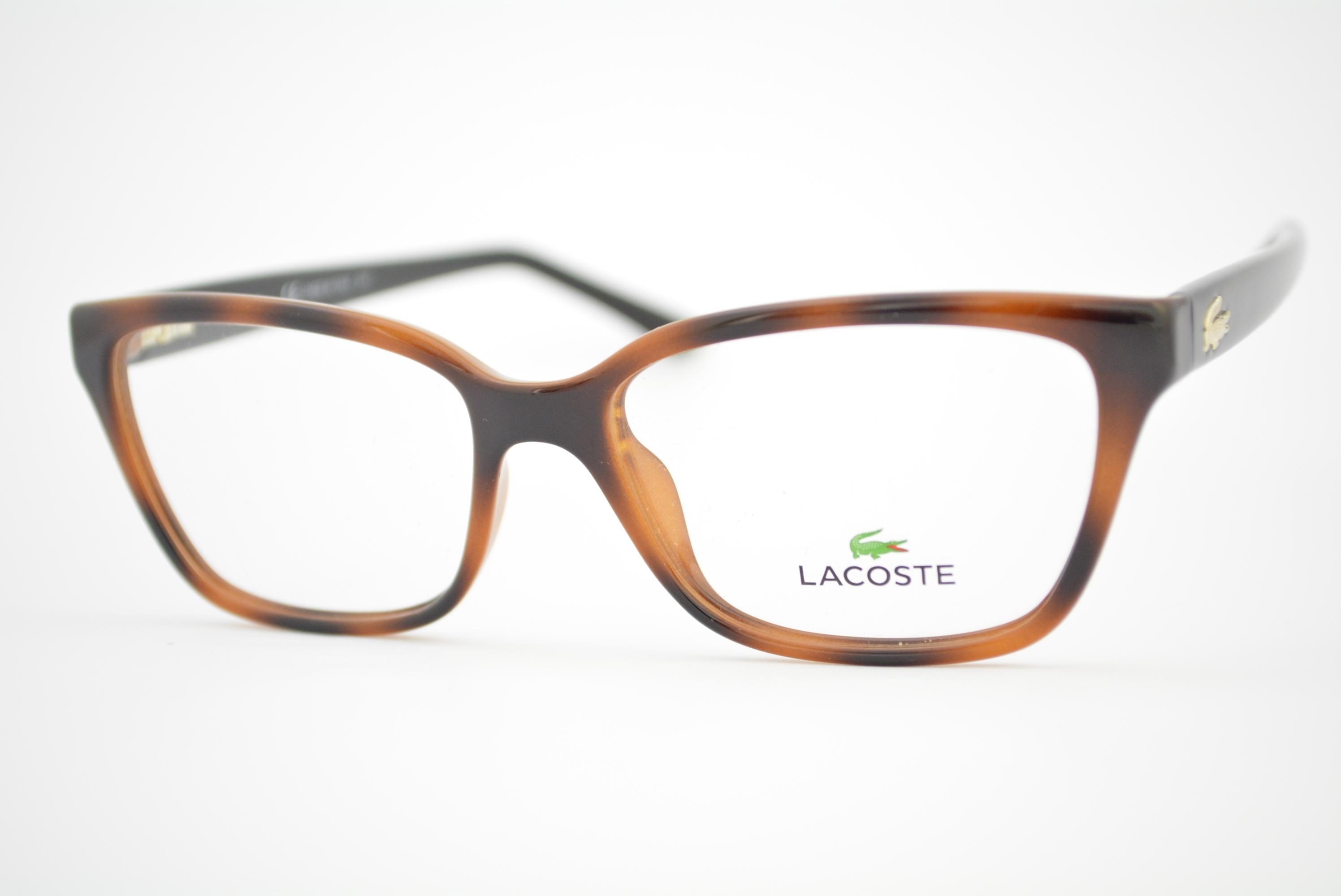 armação de óculos Lacoste mod L2785 214 Ótica Cardoso 76f5eba0f2