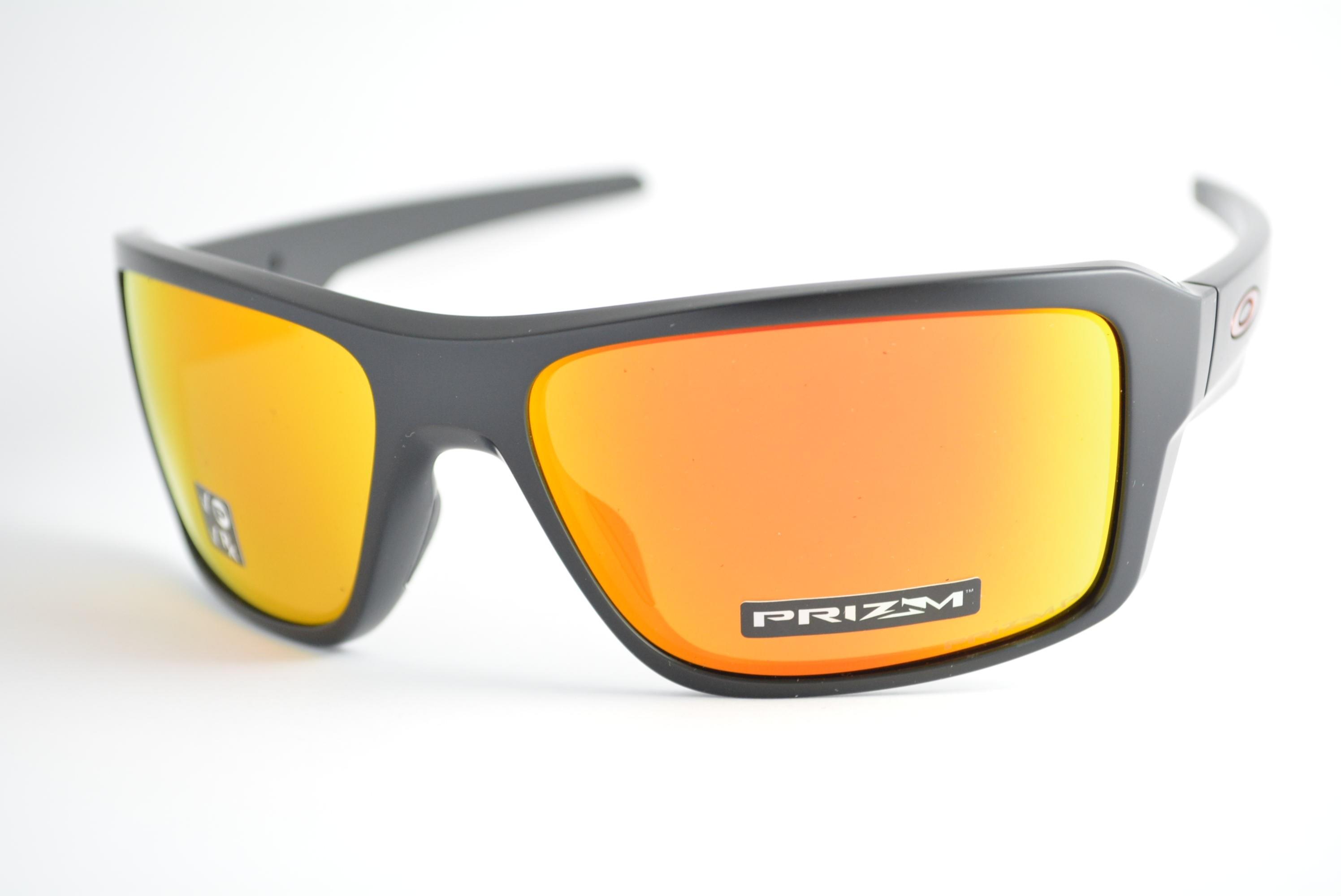 óculos de sol Oakley mod Double Edge matte black w/prizm ruby polarized 9380-0566