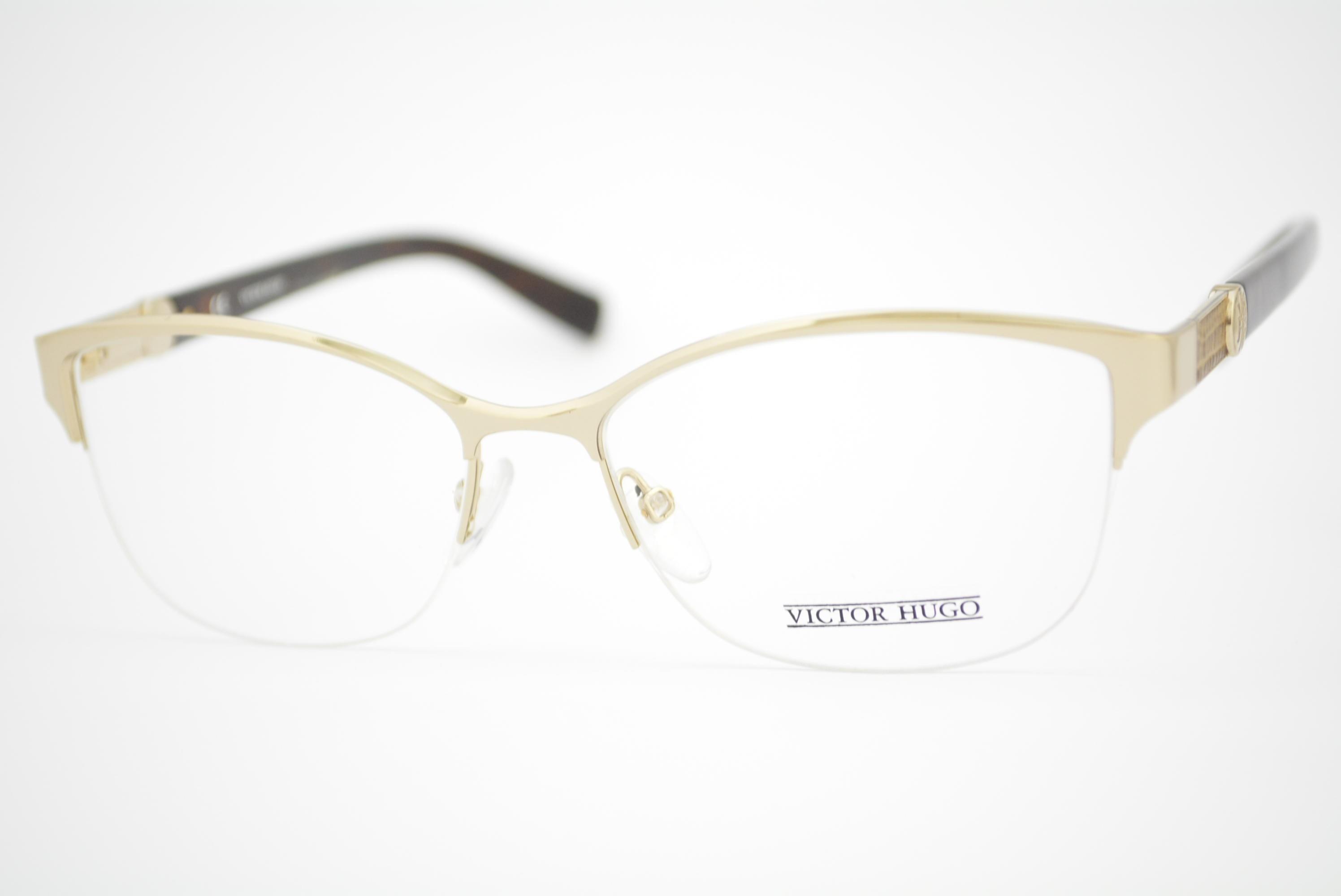 ac351bcdd7b6c armação de óculos Victor Hugo mod vh1206 col.0300 Ótica Cardoso