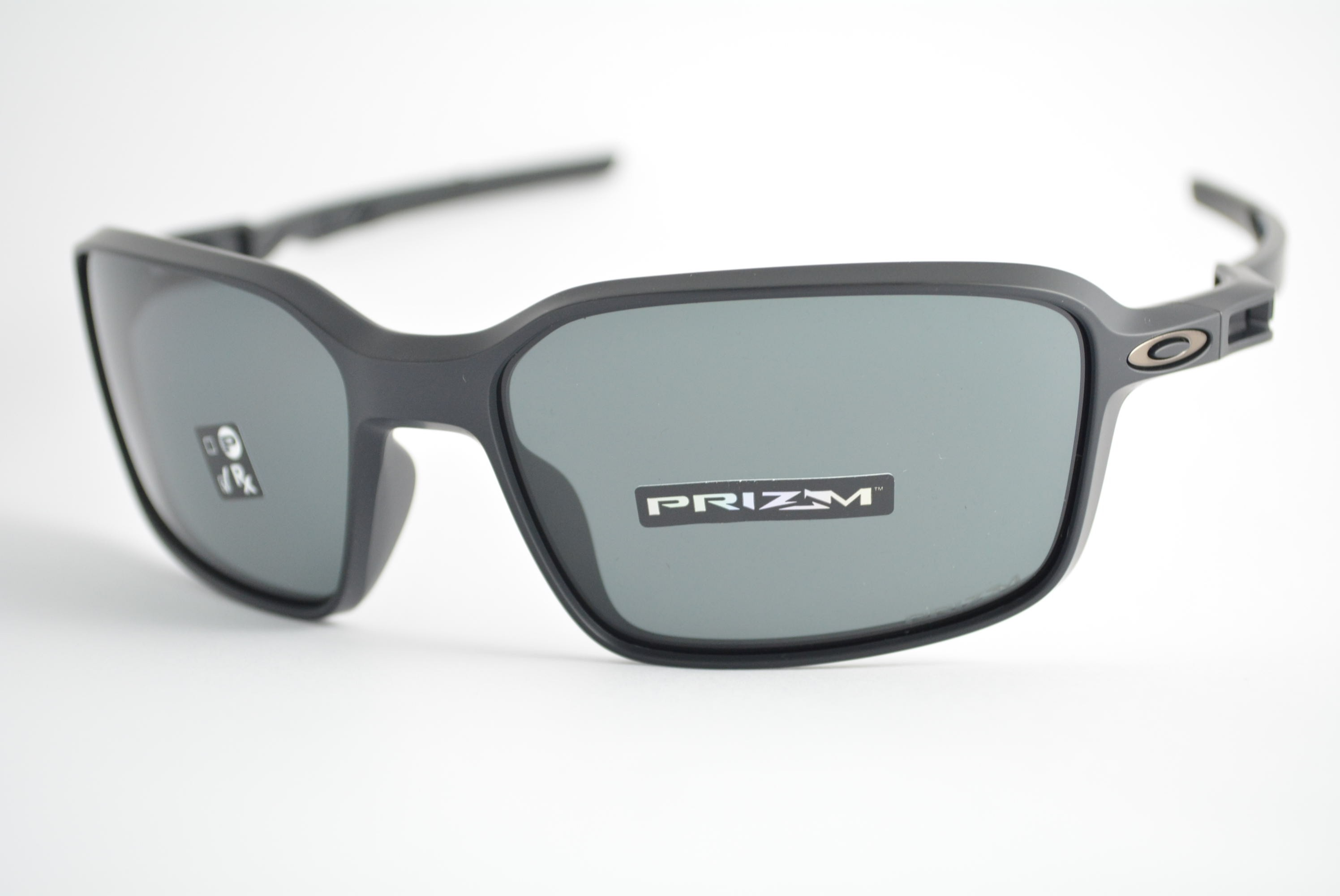 7d0bde0c213 óculos de sol Oakley mod Siphon matte black w prizm grey 9429-0164 ...