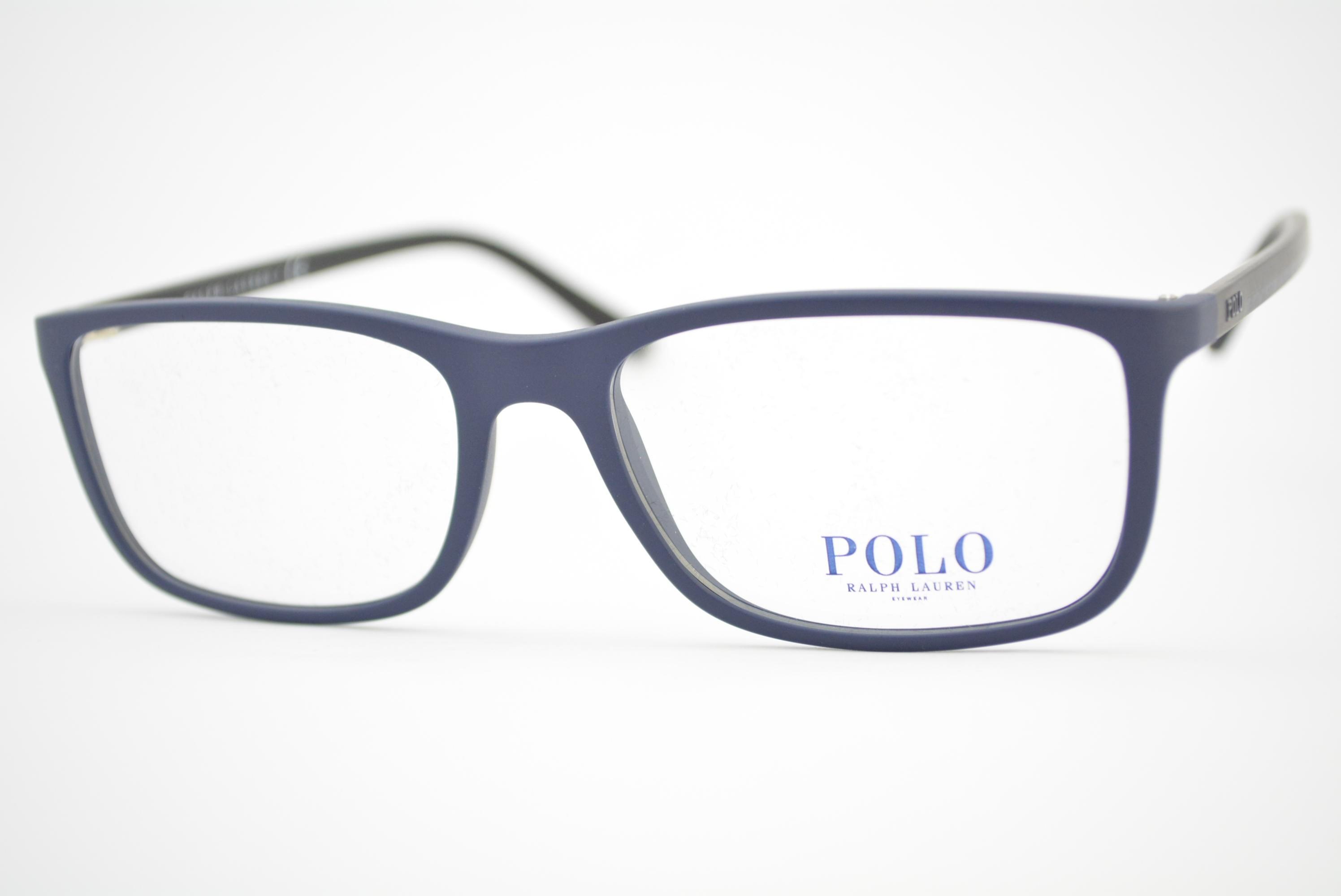 armação de óculos Polo Ralph Lauren mod ph2162 5605 Ótica Cardoso 0630785e8f