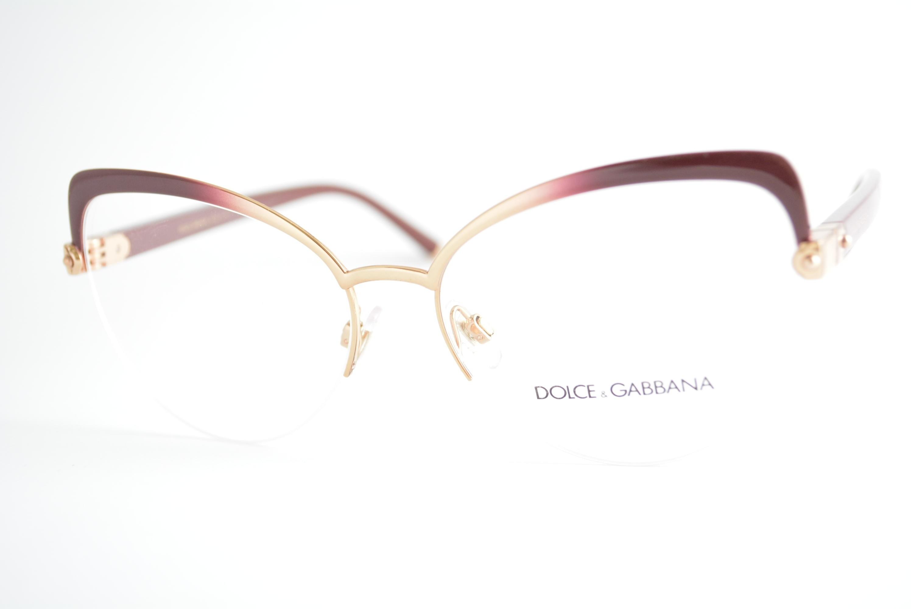 armação de óculos Dolce & Gabbana mod DG1305 1321