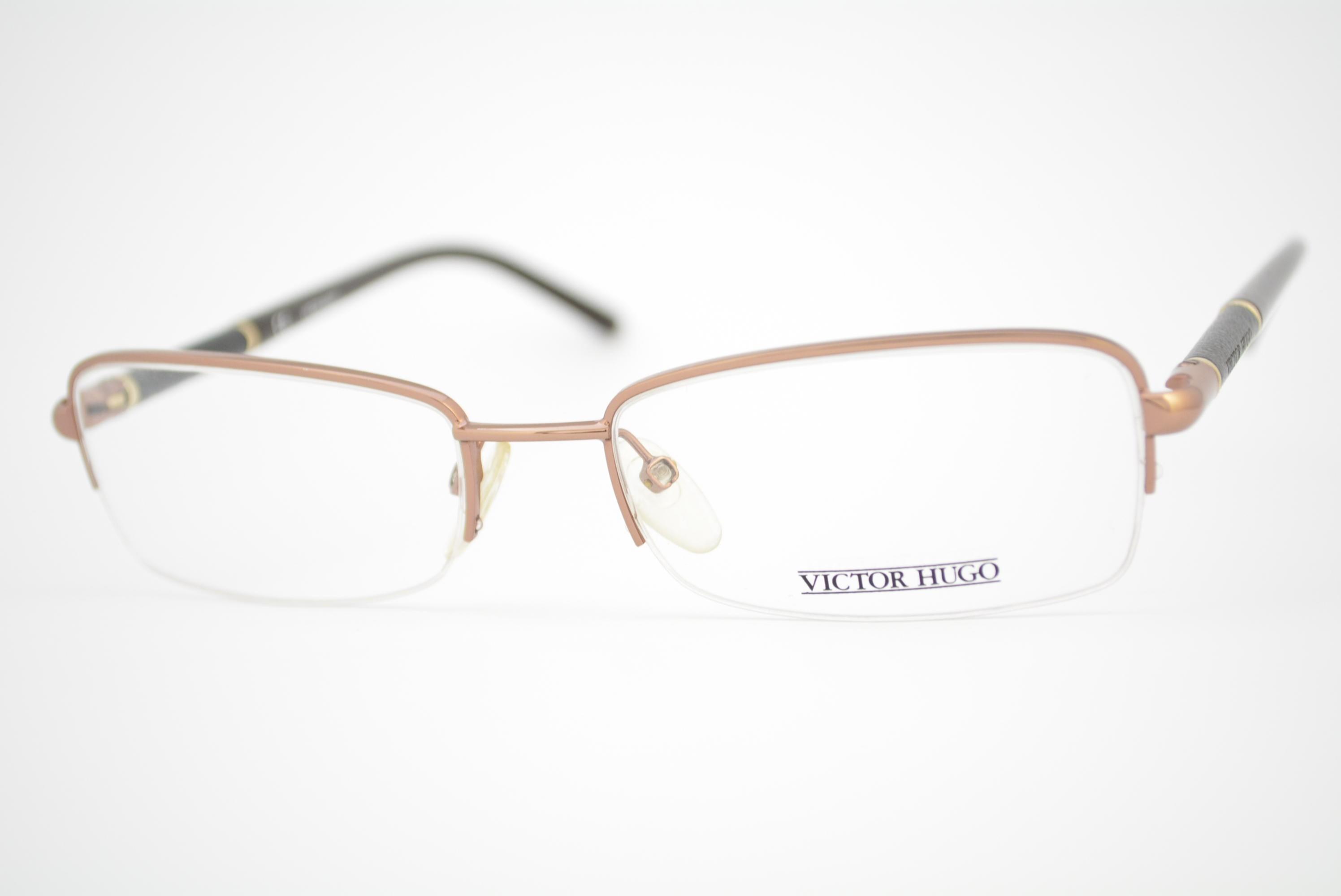 7a8ee0d3b0bc5 armação de óculos Victor Hugo mod vh1160 col.OSCL Ótica Cardoso