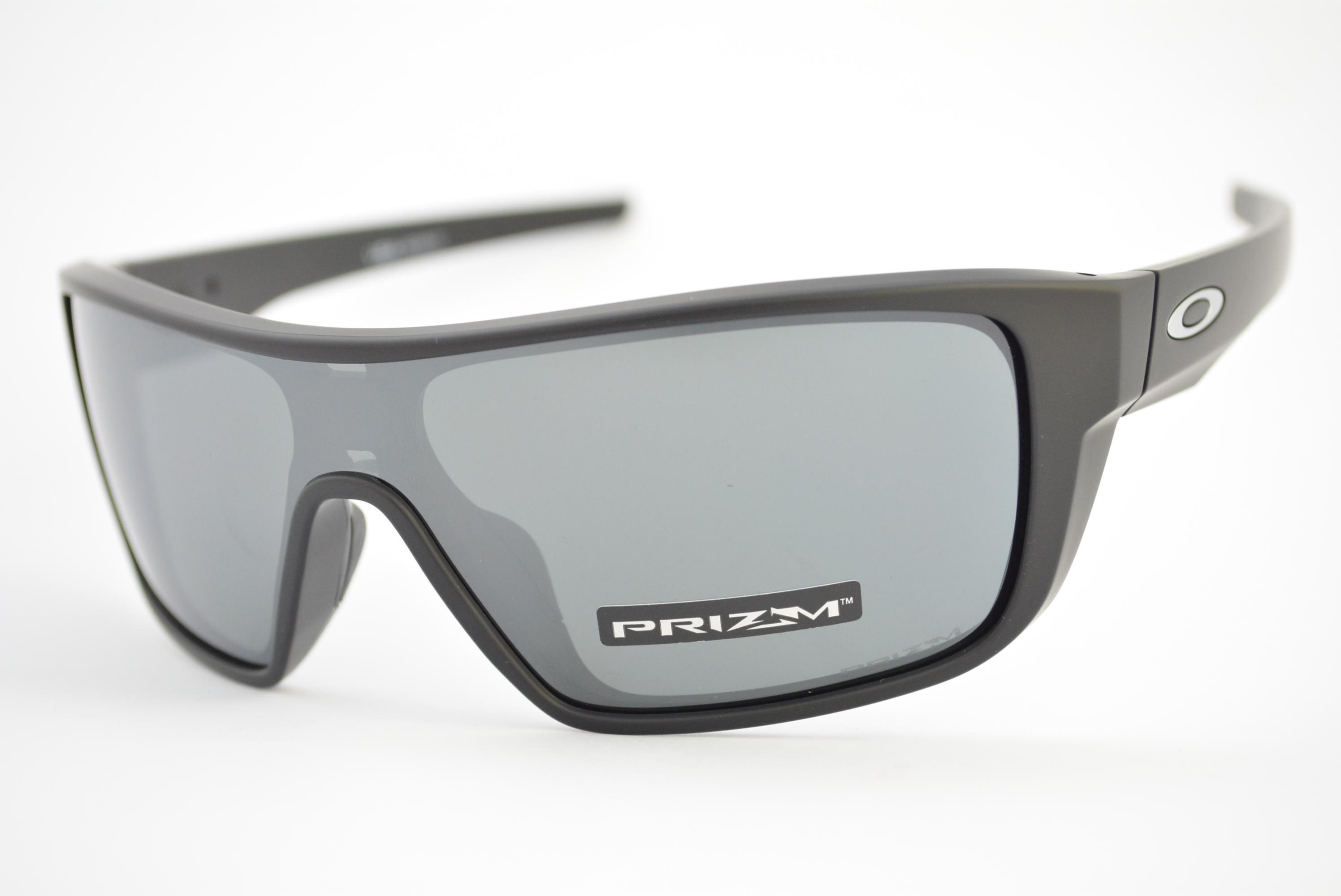 b90834d39a543 óculos de sol Oakley mod Straight Back matte black w prizm black iridium  9411-
