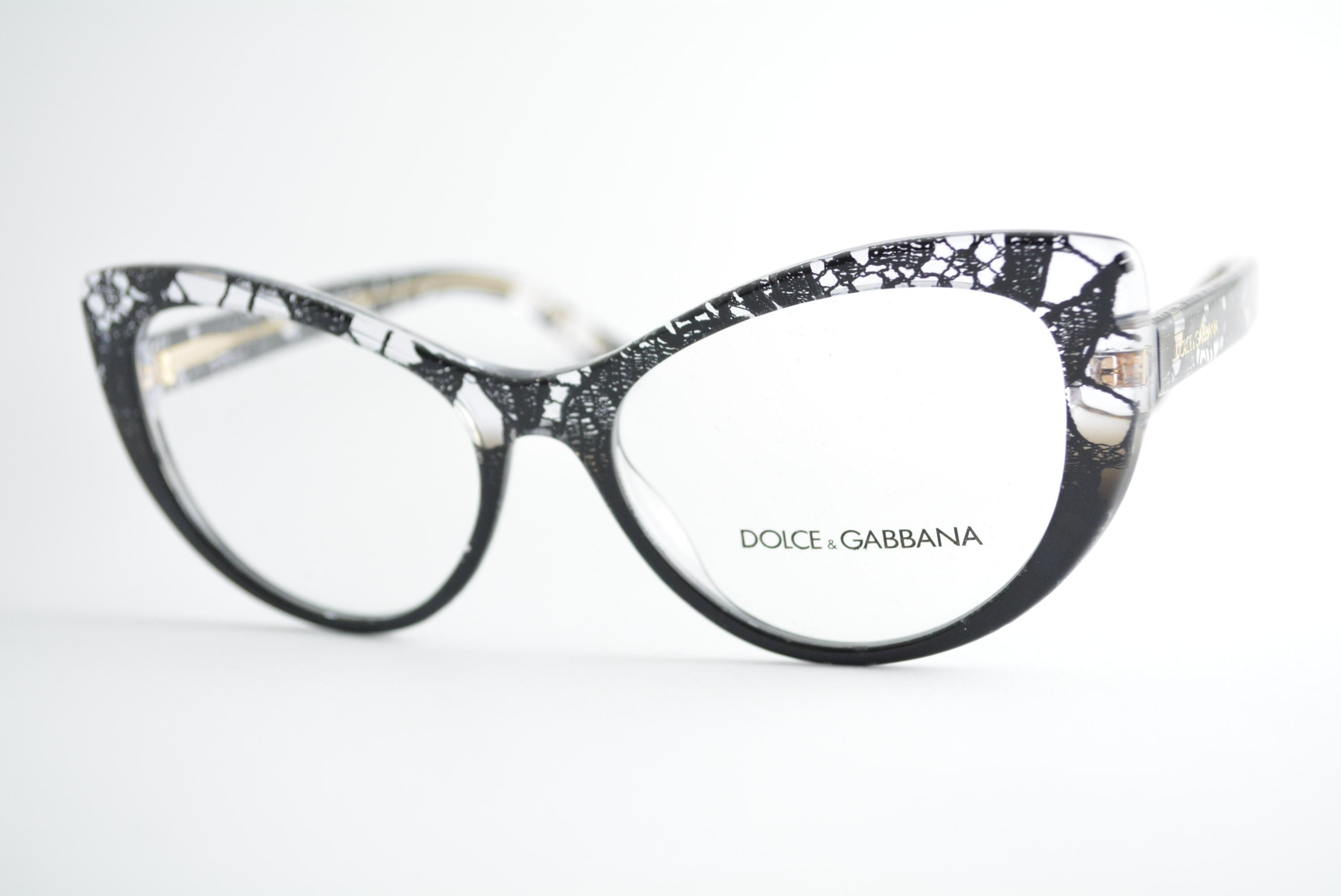 6869f41e584f3 armação de óculos Dolce   Gabbana mod DG3285 3152 Ótica Cardoso