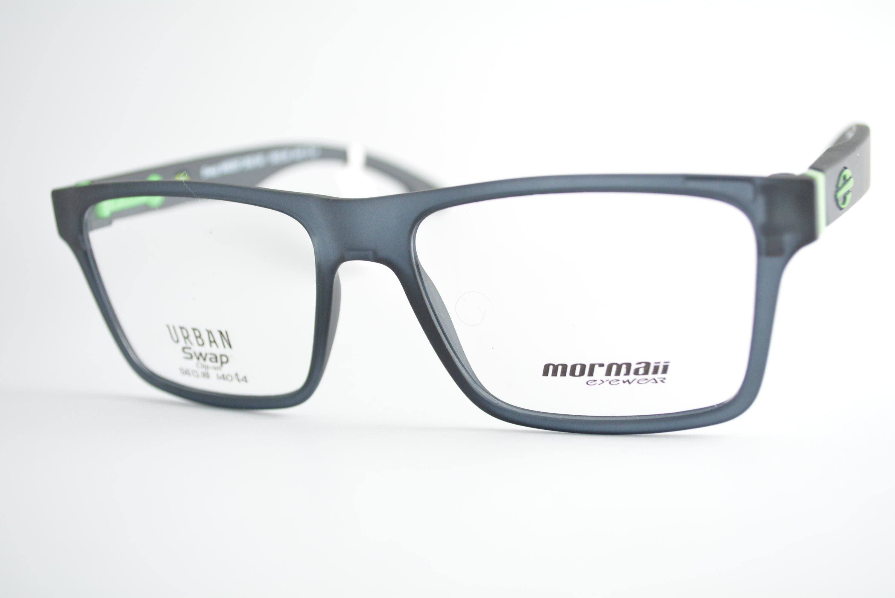 ef77d0d2b armação de óculos Mormaii mod Swap m6057 d63 clip on Ótica Cardoso