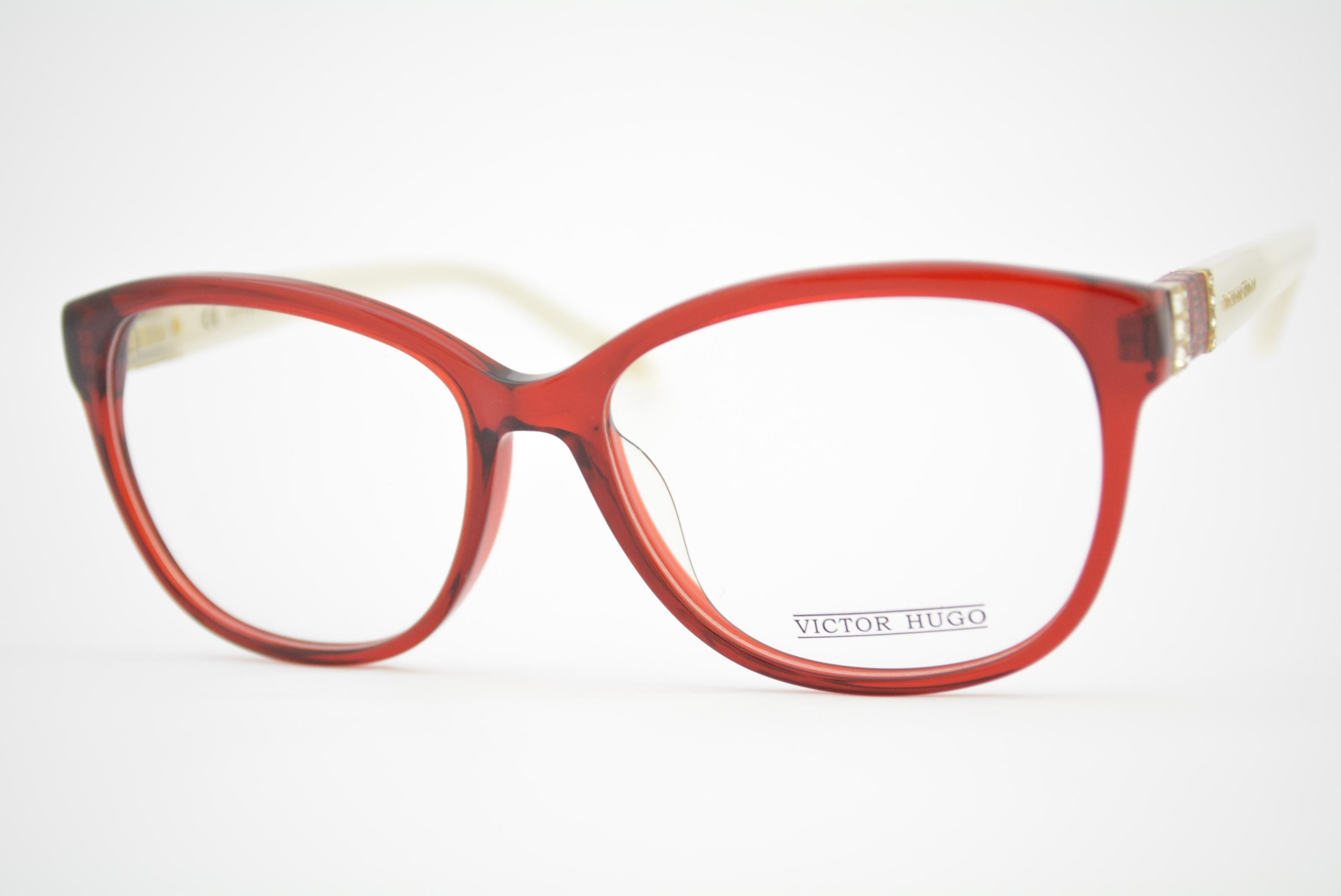 armação de óculos Victor Hugo mod vh1680s col.0v64 Ótica Cardoso ff447fcc5f