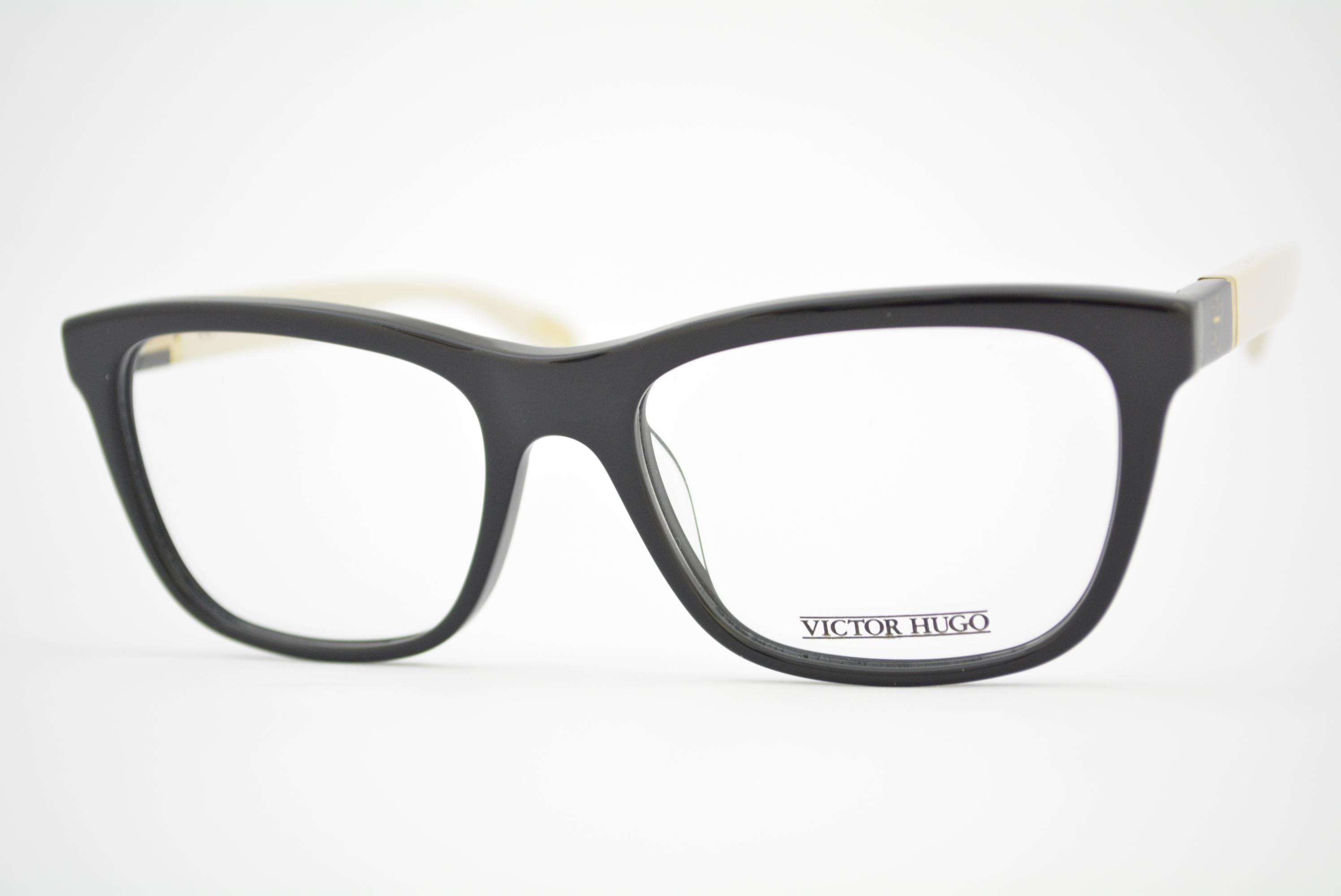 1e004ad647c85 armação de óculos Victor Hugo mod vh1685 col.0700 Ótica Cardoso