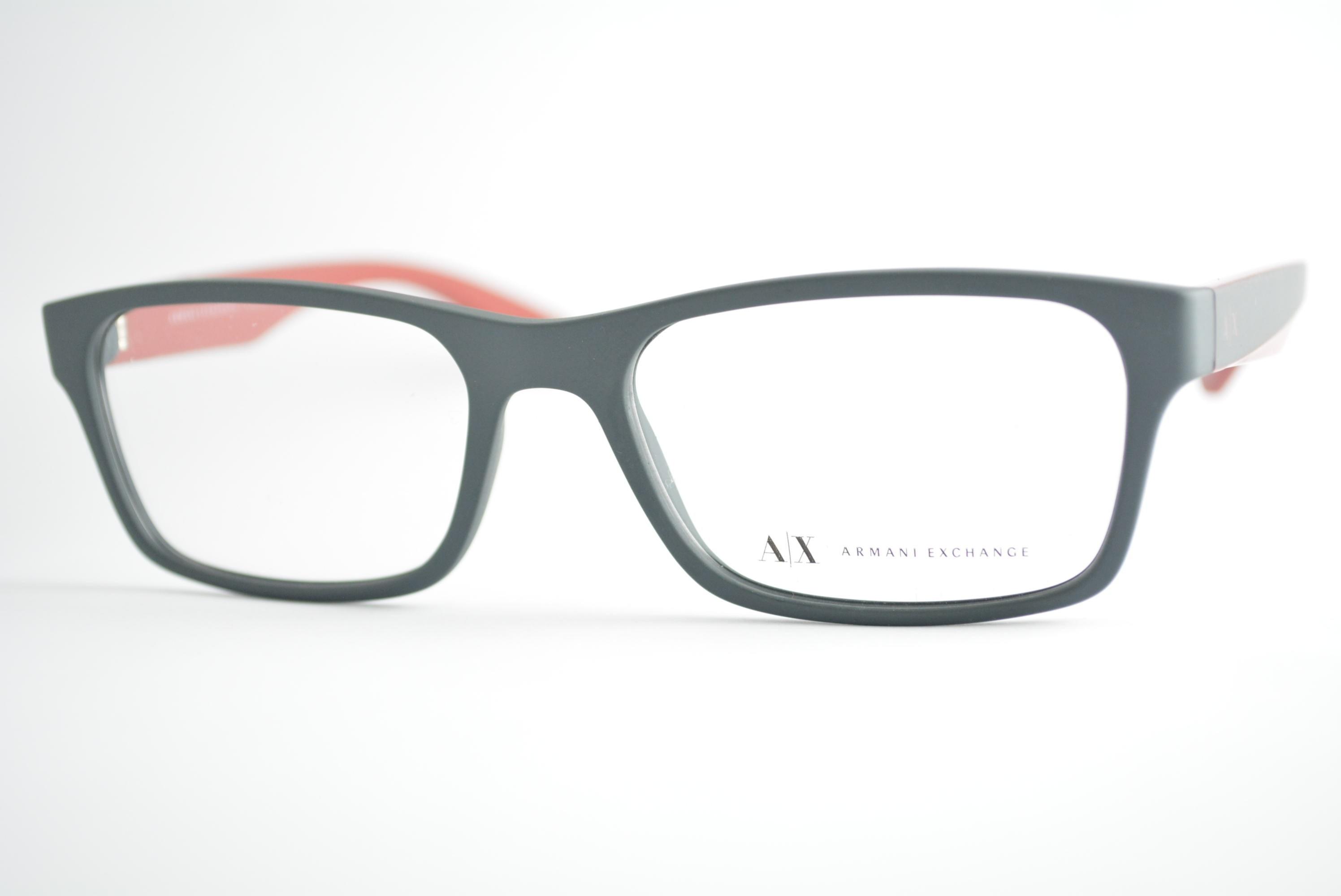 armação de óculos Armani Exchange mod ax3038L 8200 Ótica Cardoso 07a8ce08ae
