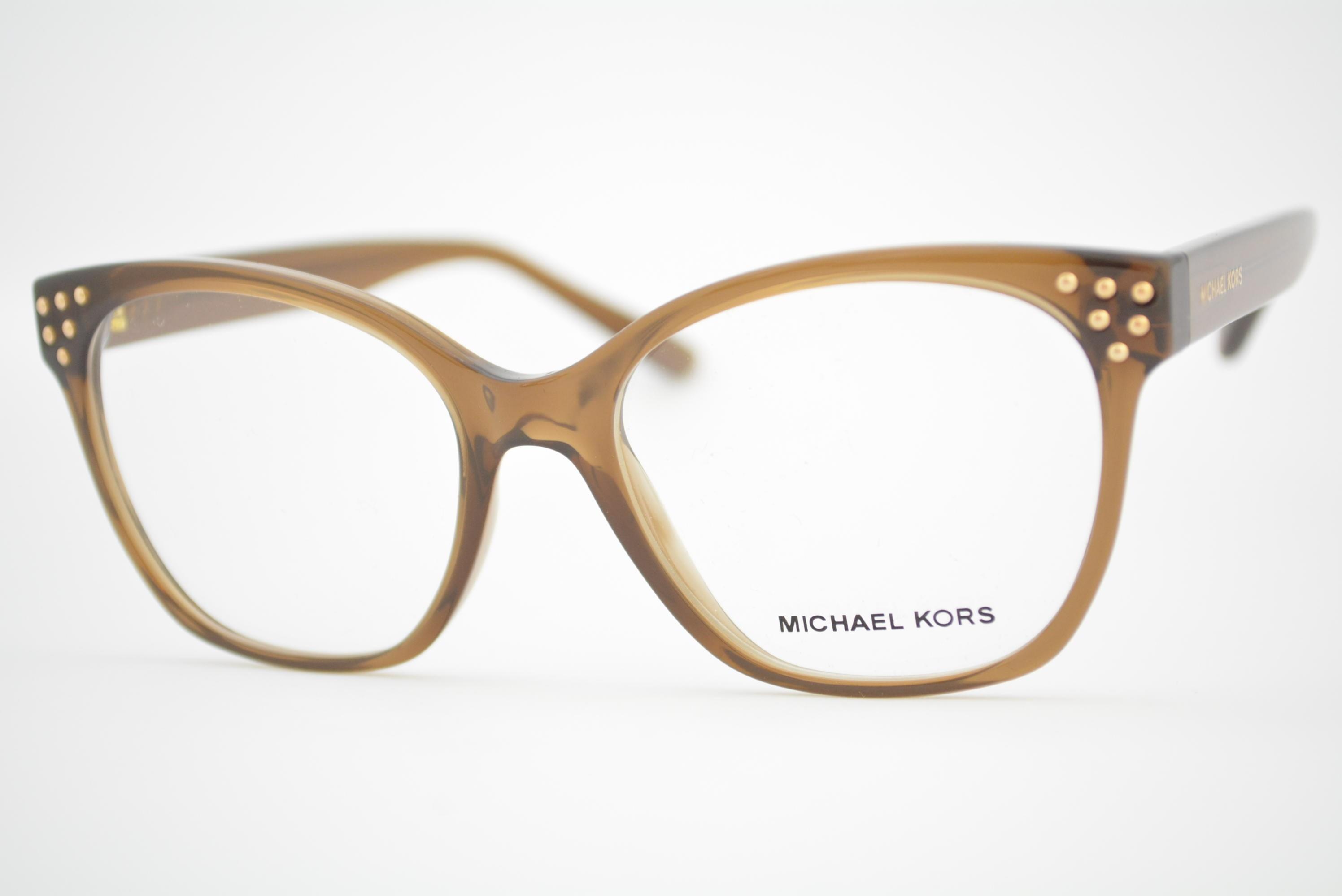 e421c9472ac11 armação de óculos Michael Kors mod mk4055 3349 Ótica Cardoso