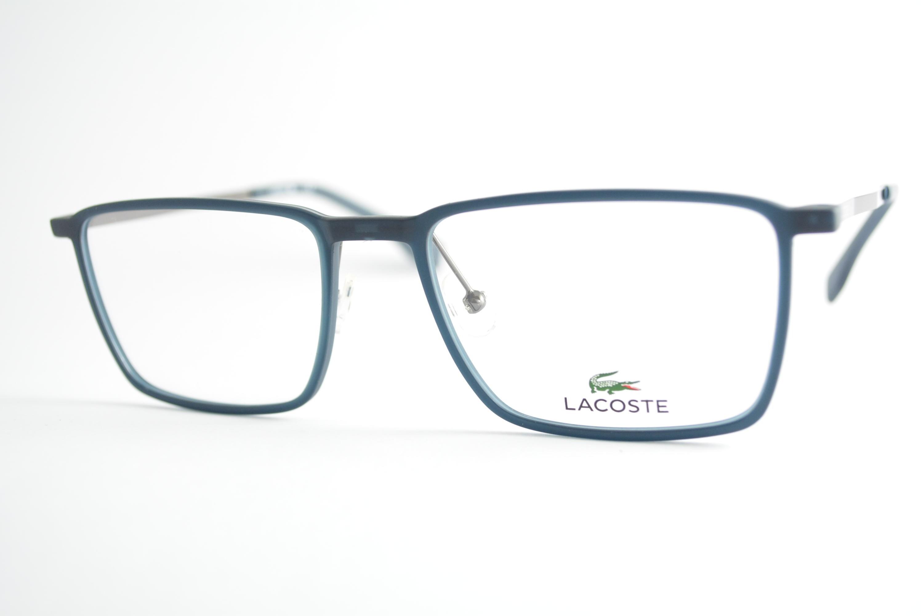 armação de óculos Lacoste mod L2814 424 Ótica Cardoso 0073492db5
